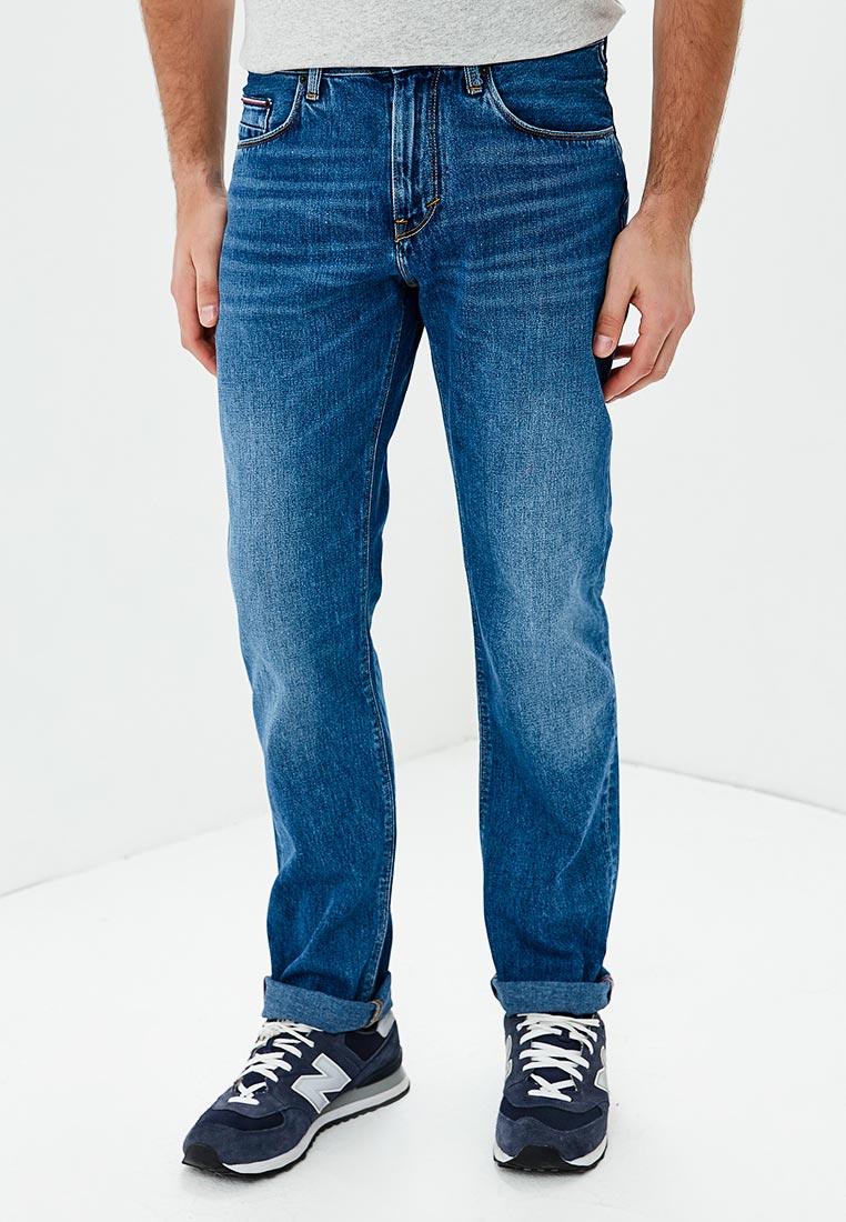 Мужские прямые джинсы Tommy Hilfiger (Томми Хилфигер) MW0MW07590