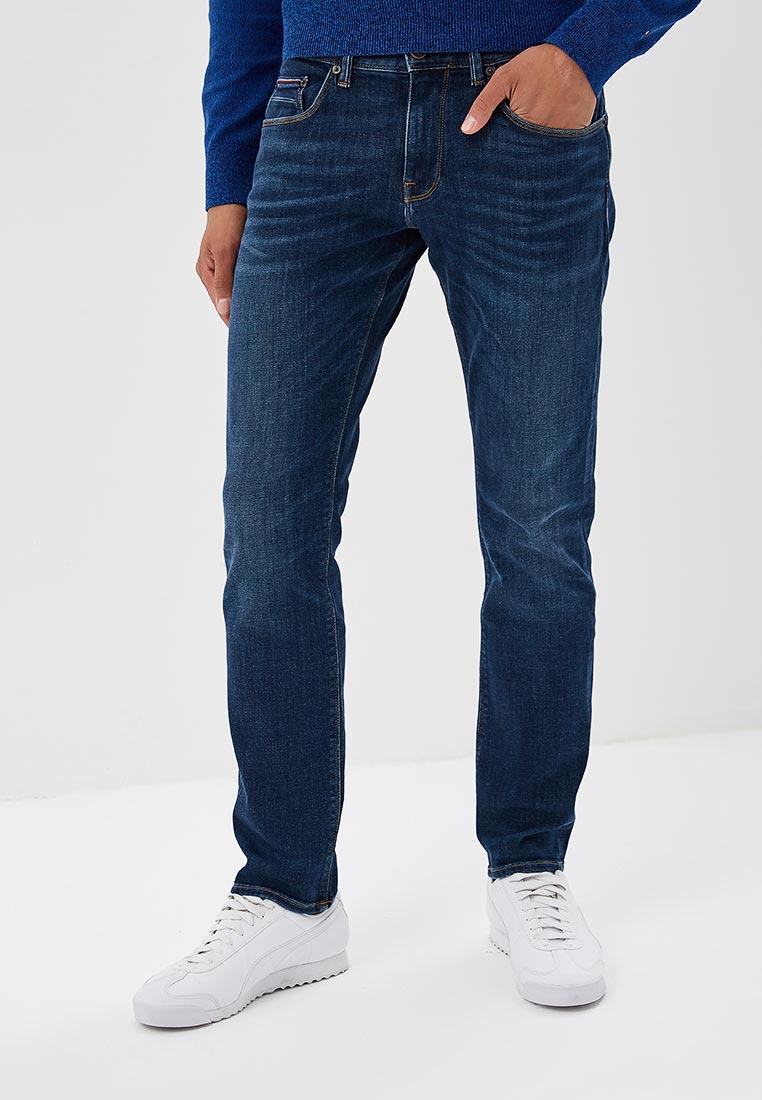 Мужские прямые джинсы Tommy Hilfiger (Томми Хилфигер) MW0MW07744
