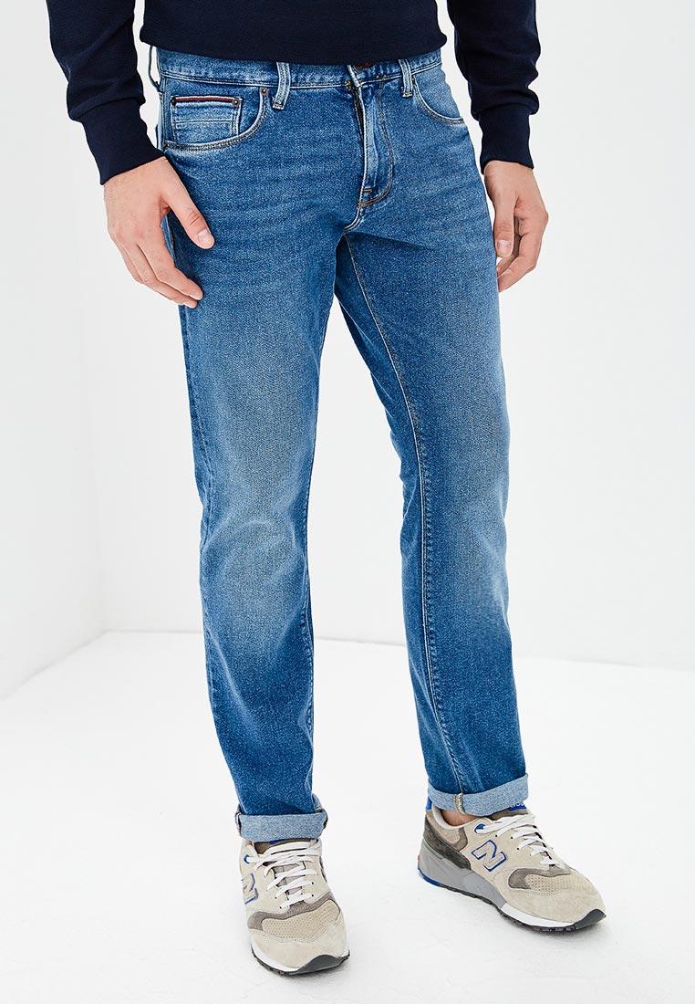 Мужские прямые джинсы Tommy Hilfiger (Томми Хилфигер) MW0MW07746