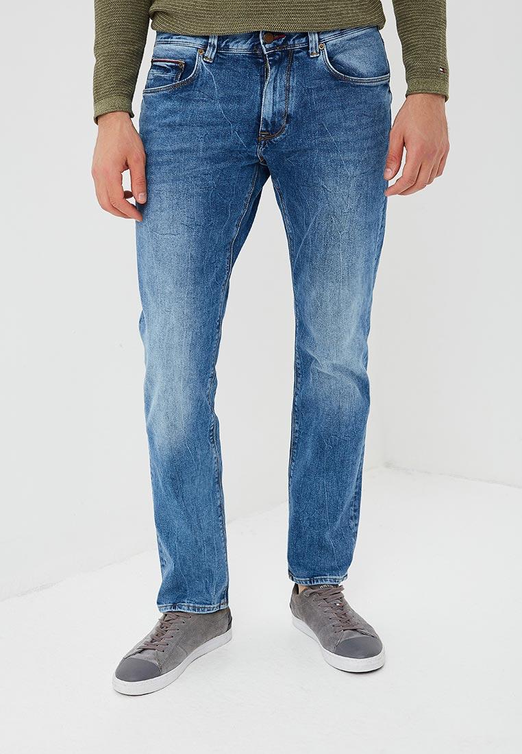 Мужские прямые джинсы Tommy Hilfiger (Томми Хилфигер) MW0MW07747