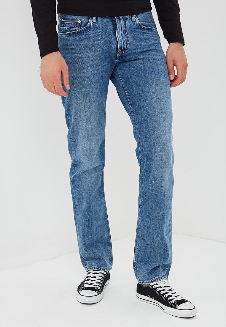 Мужские прямые джинсы Tommy Hilfiger (Томми Хилфигер) MW0MW07059
