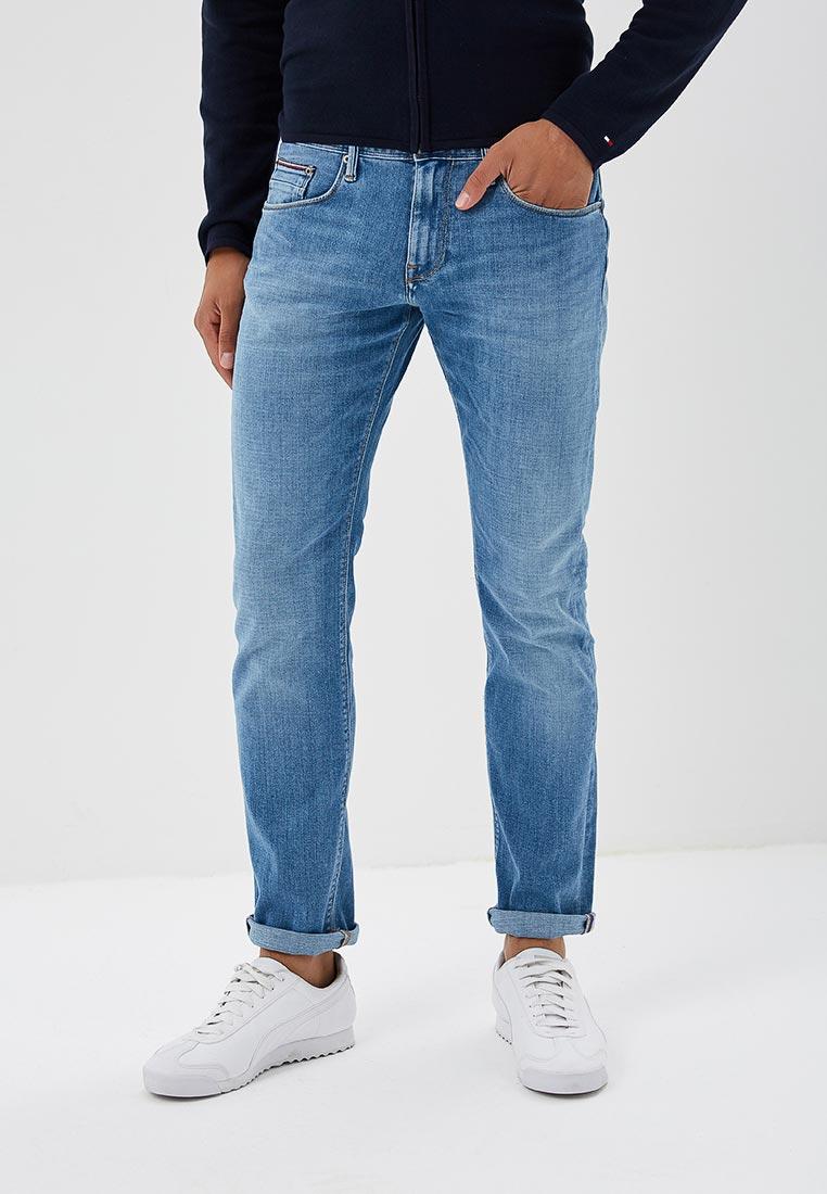 Мужские прямые джинсы Tommy Hilfiger (Томми Хилфигер) MW0MW07067