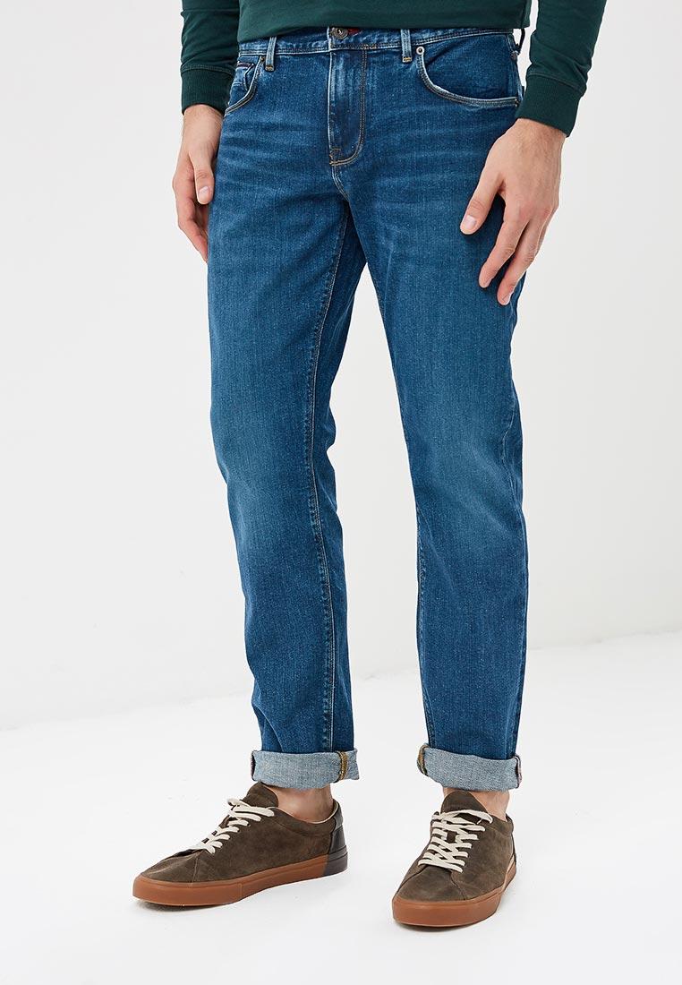 Мужские прямые джинсы Tommy Hilfiger (Томми Хилфигер) MW0MW07079