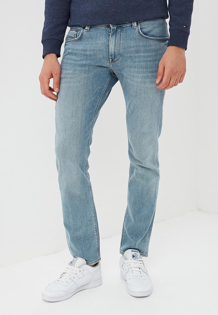Мужские прямые джинсы Tommy Hilfiger (Томми Хилфигер) MW0MW07083