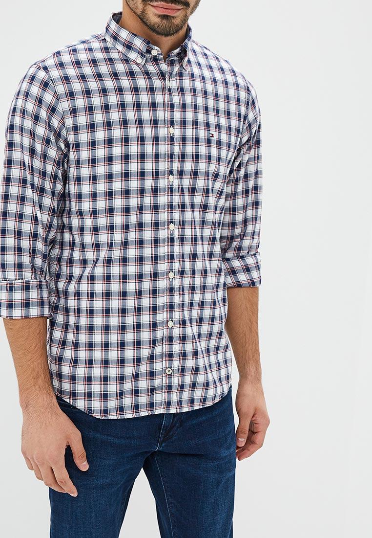 Рубашка с длинным рукавом Tommy Hilfiger (Томми Хилфигер) MW0MW07829