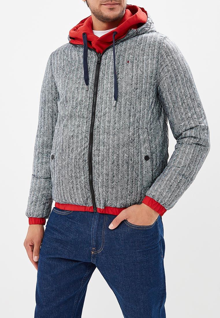 Утепленная куртка Tommy Hilfiger (Томми Хилфигер) MW0MW08228