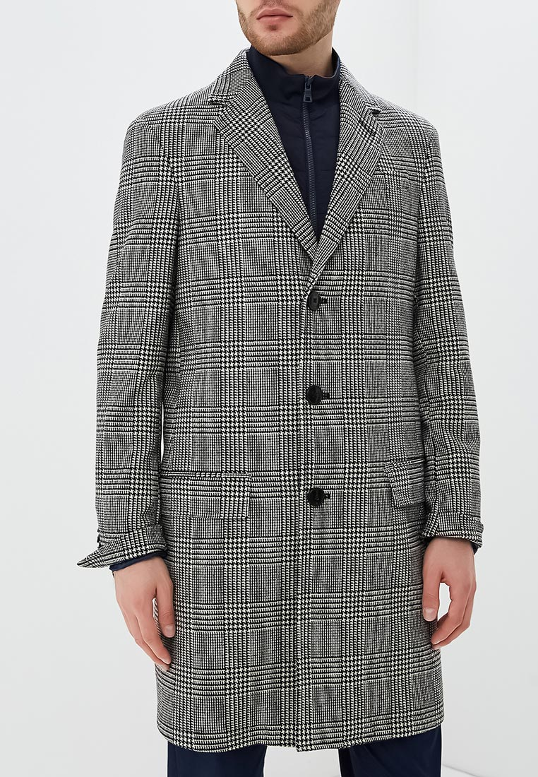 Мужские пальто Tommy Hilfiger (Томми Хилфигер) MW0MW08230
