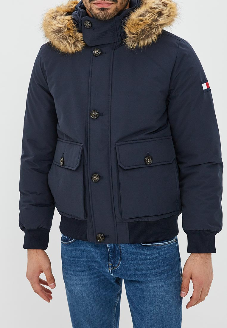 Утепленная куртка Tommy Hilfiger (Томми Хилфигер) MW0MW08246