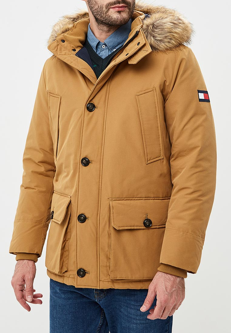 Утепленная куртка Tommy Hilfiger (Томми Хилфигер) MW0MW08249
