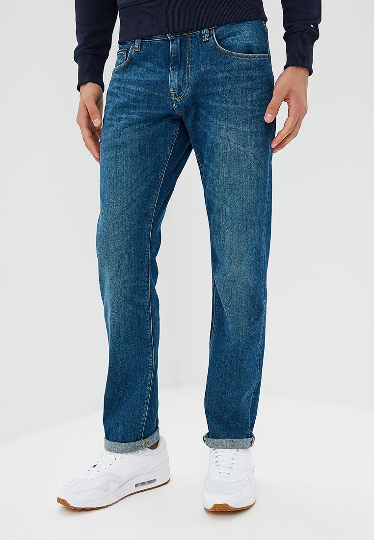 Мужские прямые джинсы Tommy Hilfiger (Томми Хилфигер) MW0MW08096