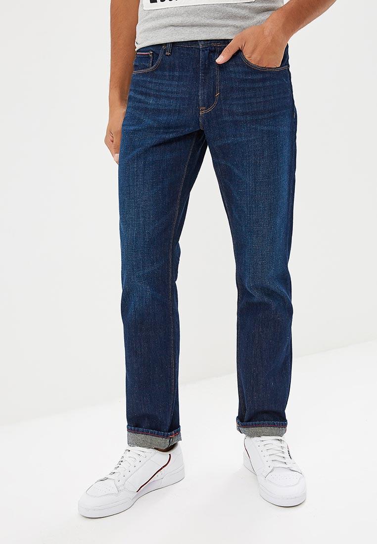 Мужские прямые джинсы Tommy Hilfiger (Томми Хилфигер) MW0MW08107
