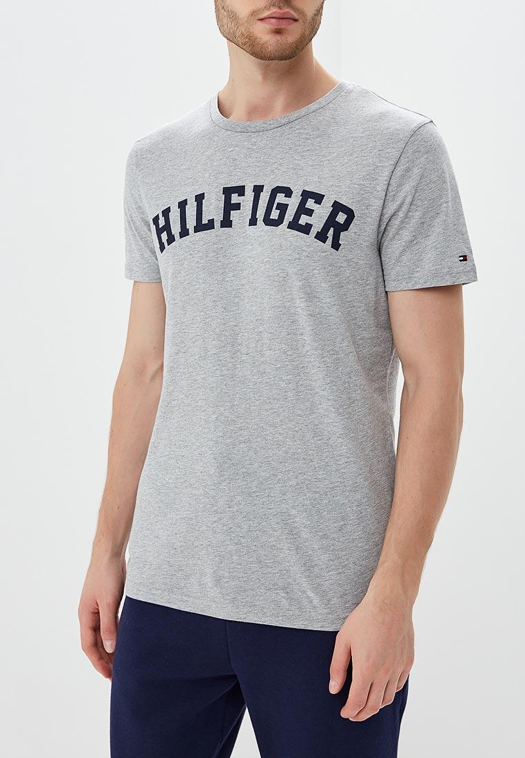Домашняя футболка Tommy Hilfiger (Томми Хилфигер) UM0UM00054