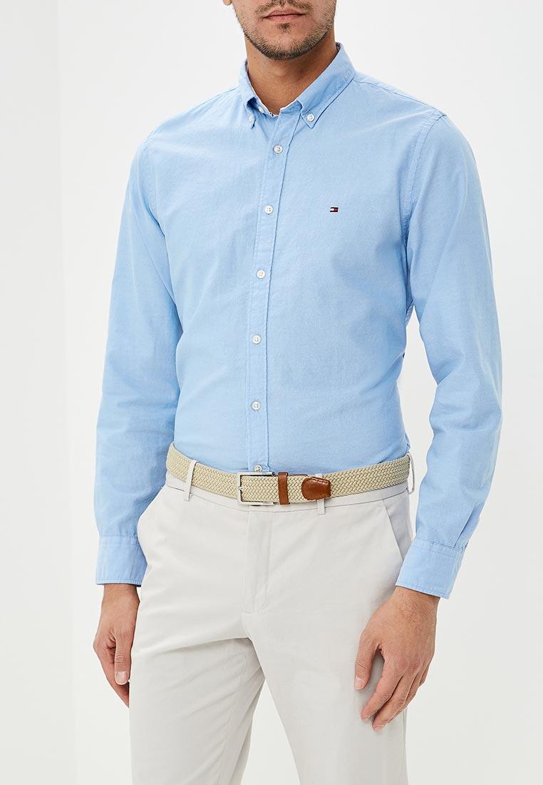 Рубашка с длинным рукавом Tommy Hilfiger (Томми Хилфигер) MW0MW08976