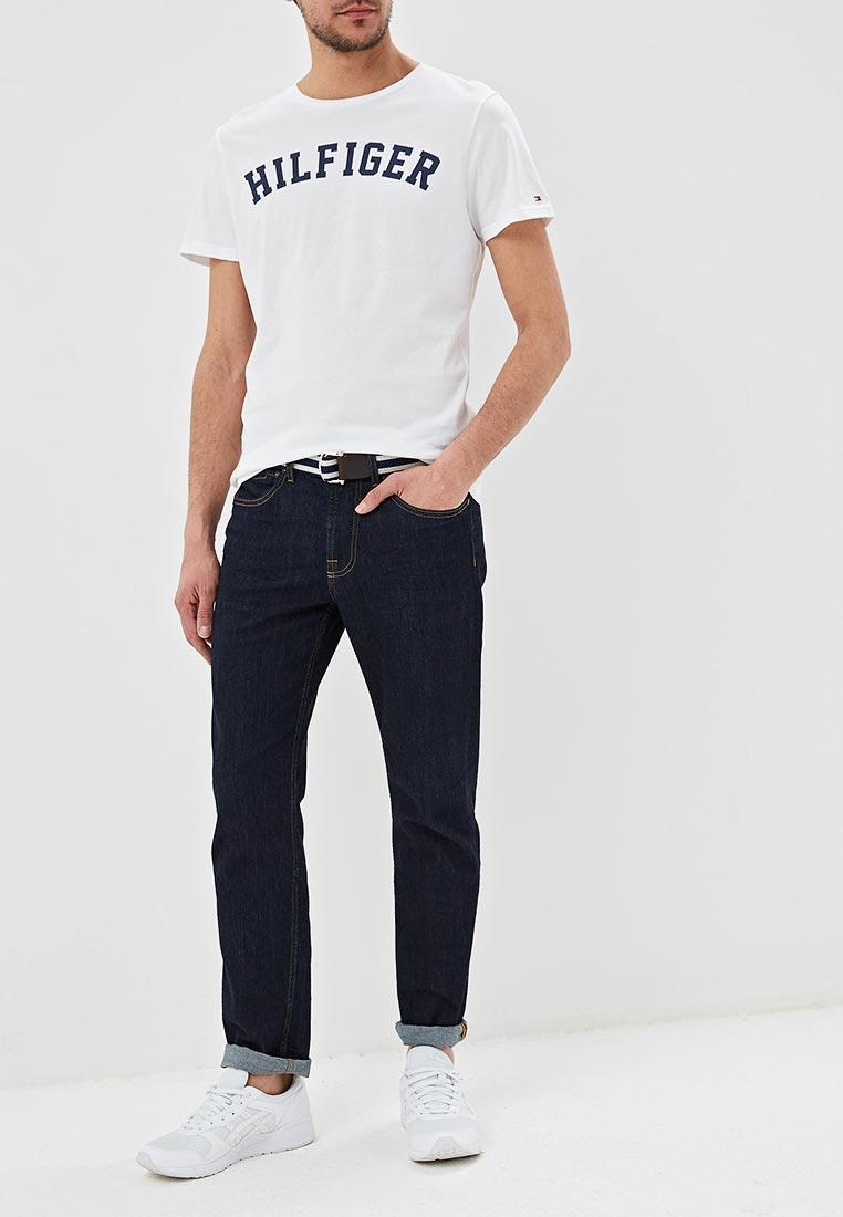 Домашняя футболка Tommy Hilfiger (Томми Хилфигер) UM0UM00054: изображение 2