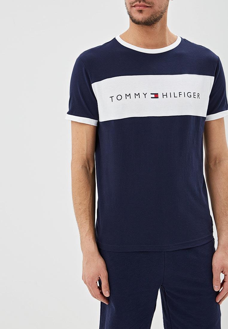 Домашняя футболка Tommy Hilfiger (Томми Хилфигер) UM0UM01170