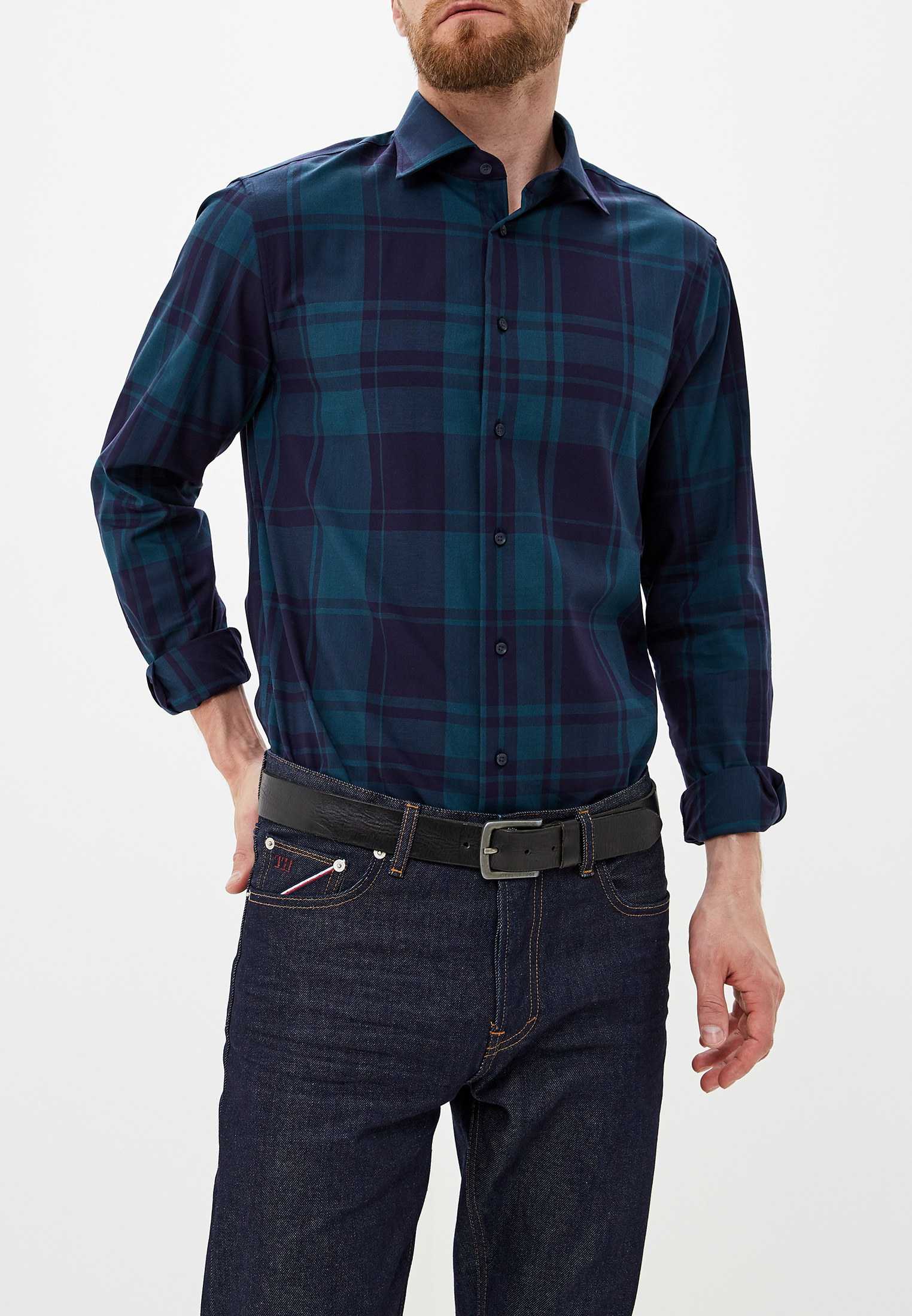Рубашка с длинным рукавом Tommy Hilfiger (Томми Хилфигер) TT0TT05550