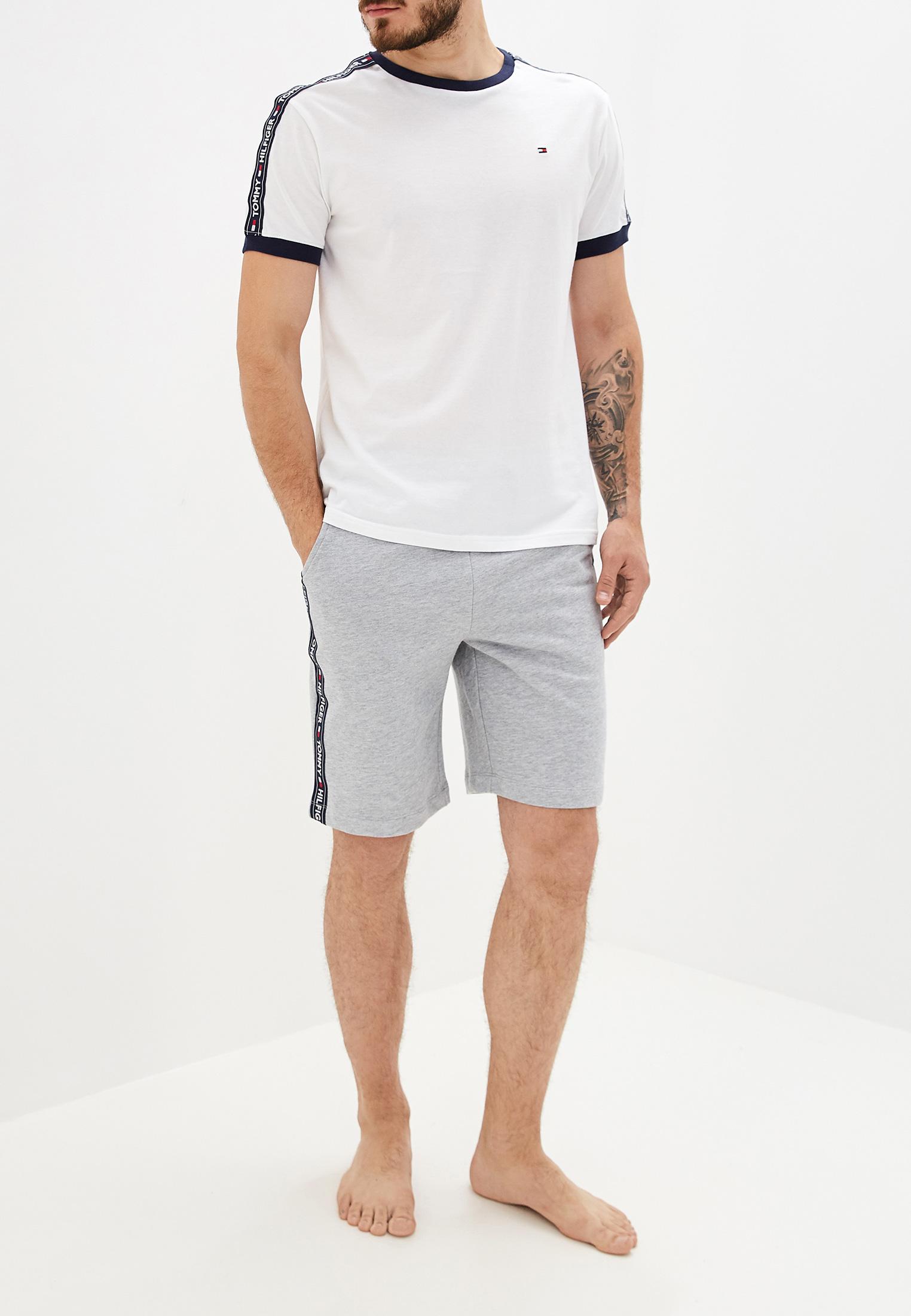 Домашняя футболка Tommy Hilfiger (Томми Хилфигер) UM0UM00562: изображение 2