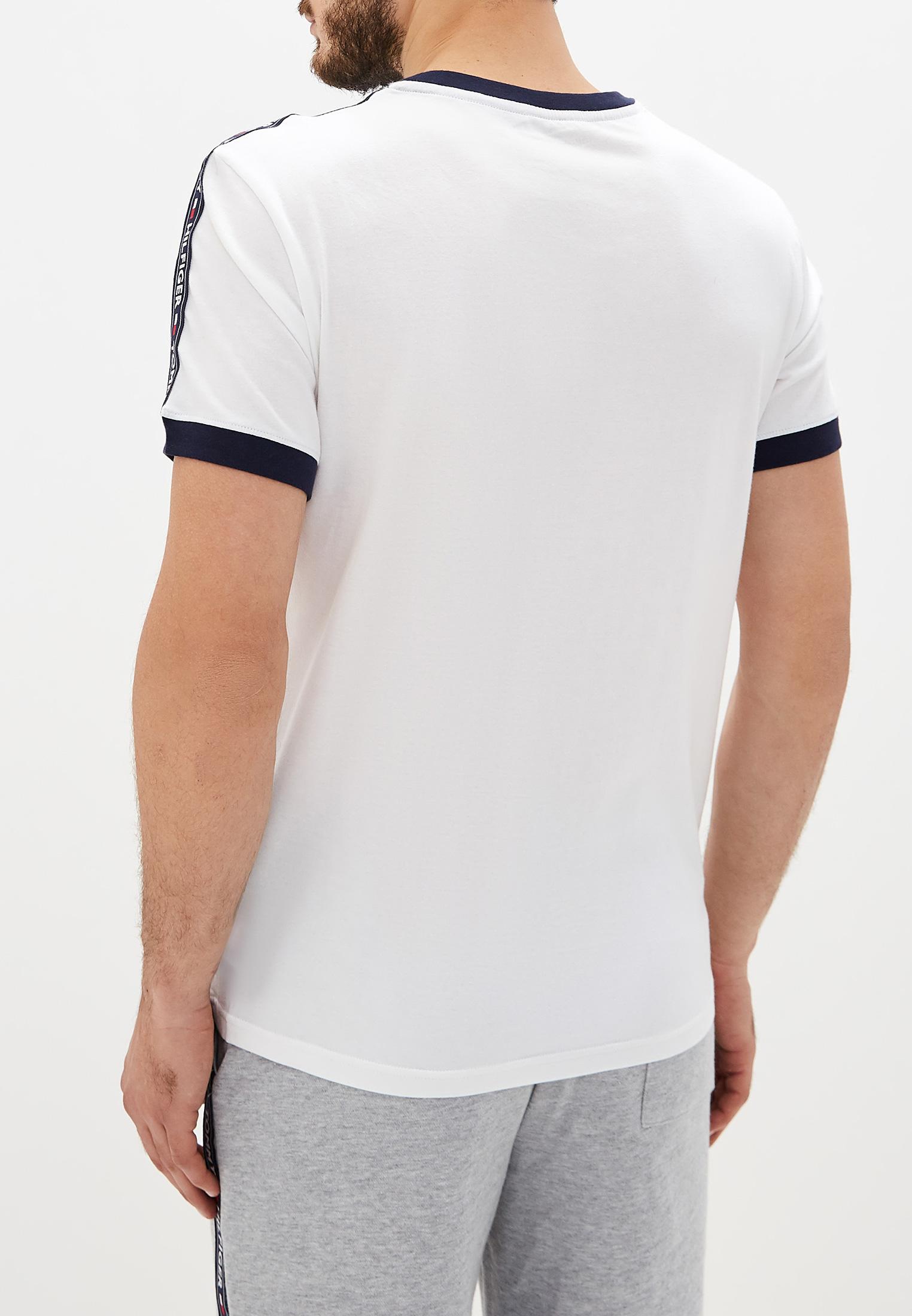 Домашняя футболка Tommy Hilfiger (Томми Хилфигер) UM0UM00562: изображение 3