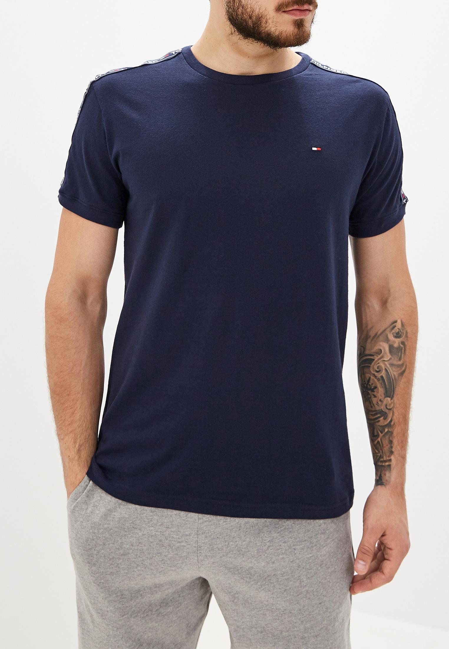 Домашняя футболка Tommy Hilfiger (Томми Хилфигер) UM0UM00562
