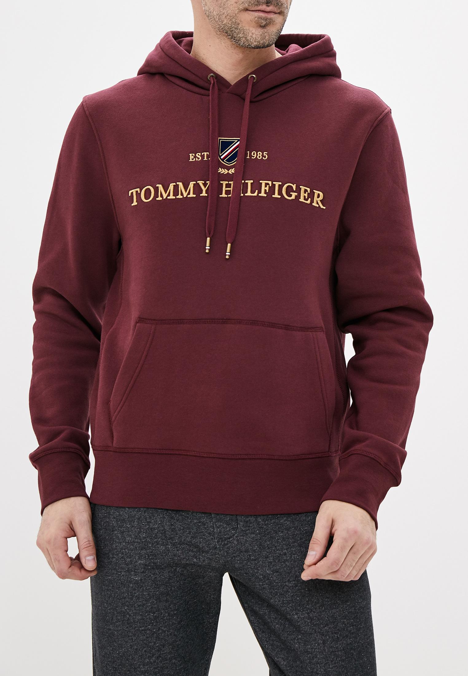 Мужские худи Tommy Hilfiger (Томми Хилфигер) MW0MW11571