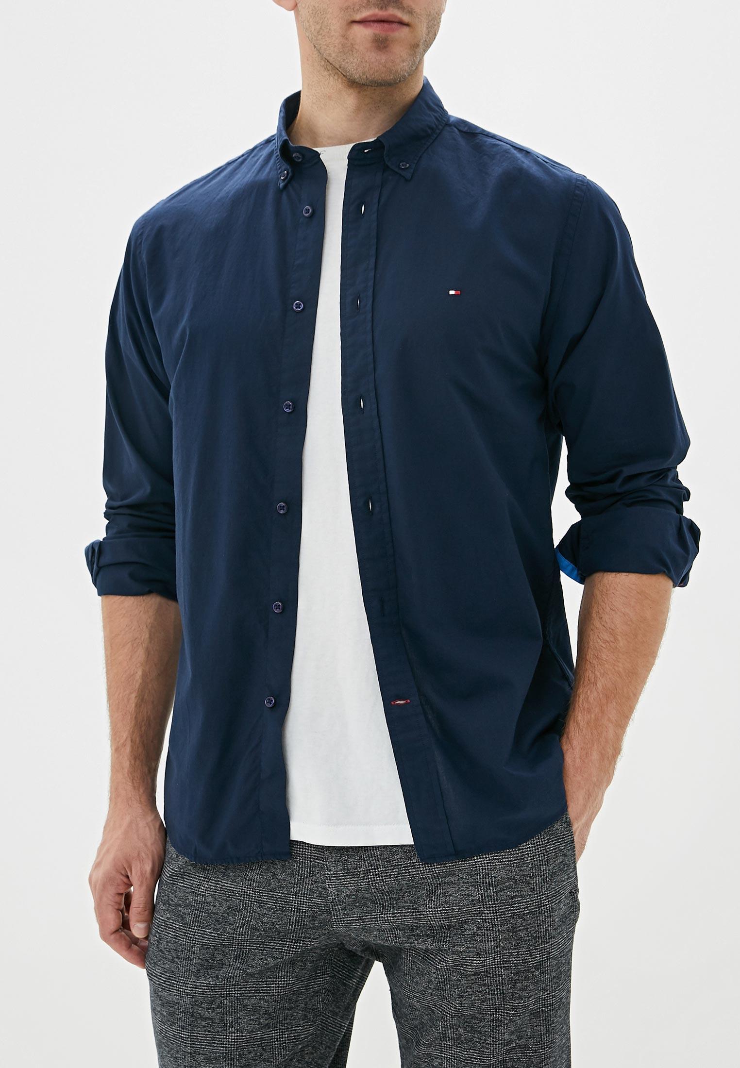 Рубашка с длинным рукавом Tommy Hilfiger (Томми Хилфигер) MW0MW11907
