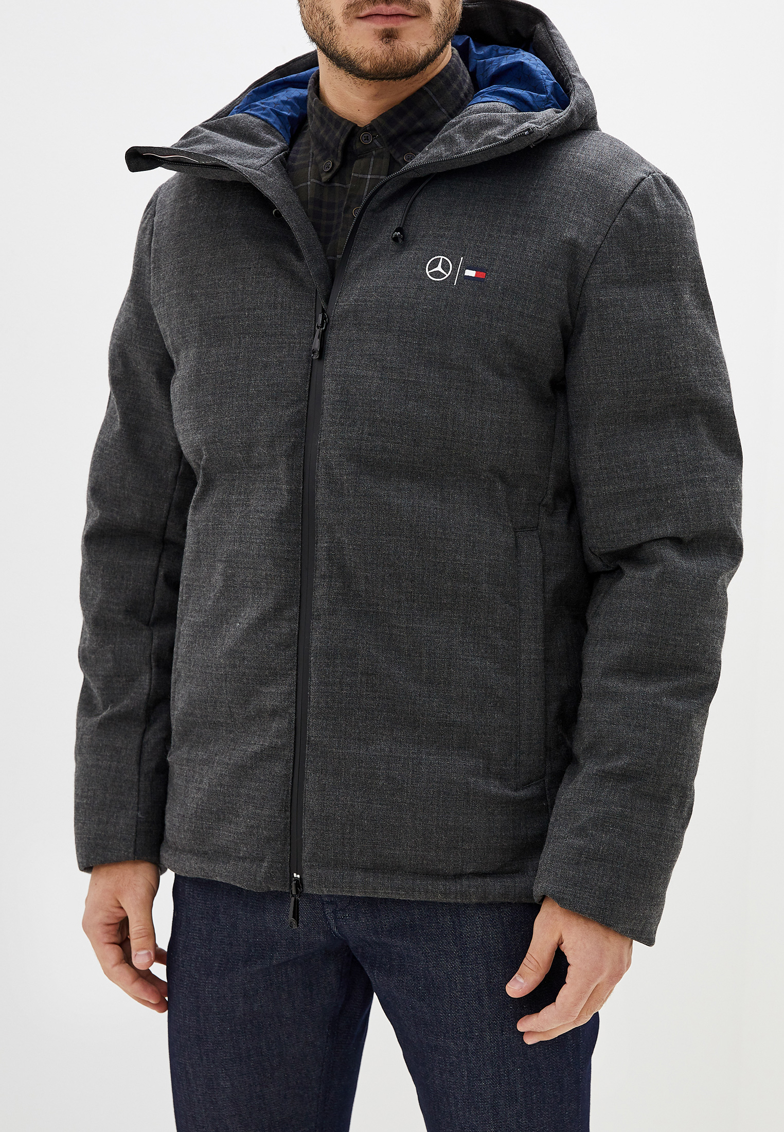 Утепленная куртка Tommy Hilfiger (Томми Хилфигер) TT0TT06127