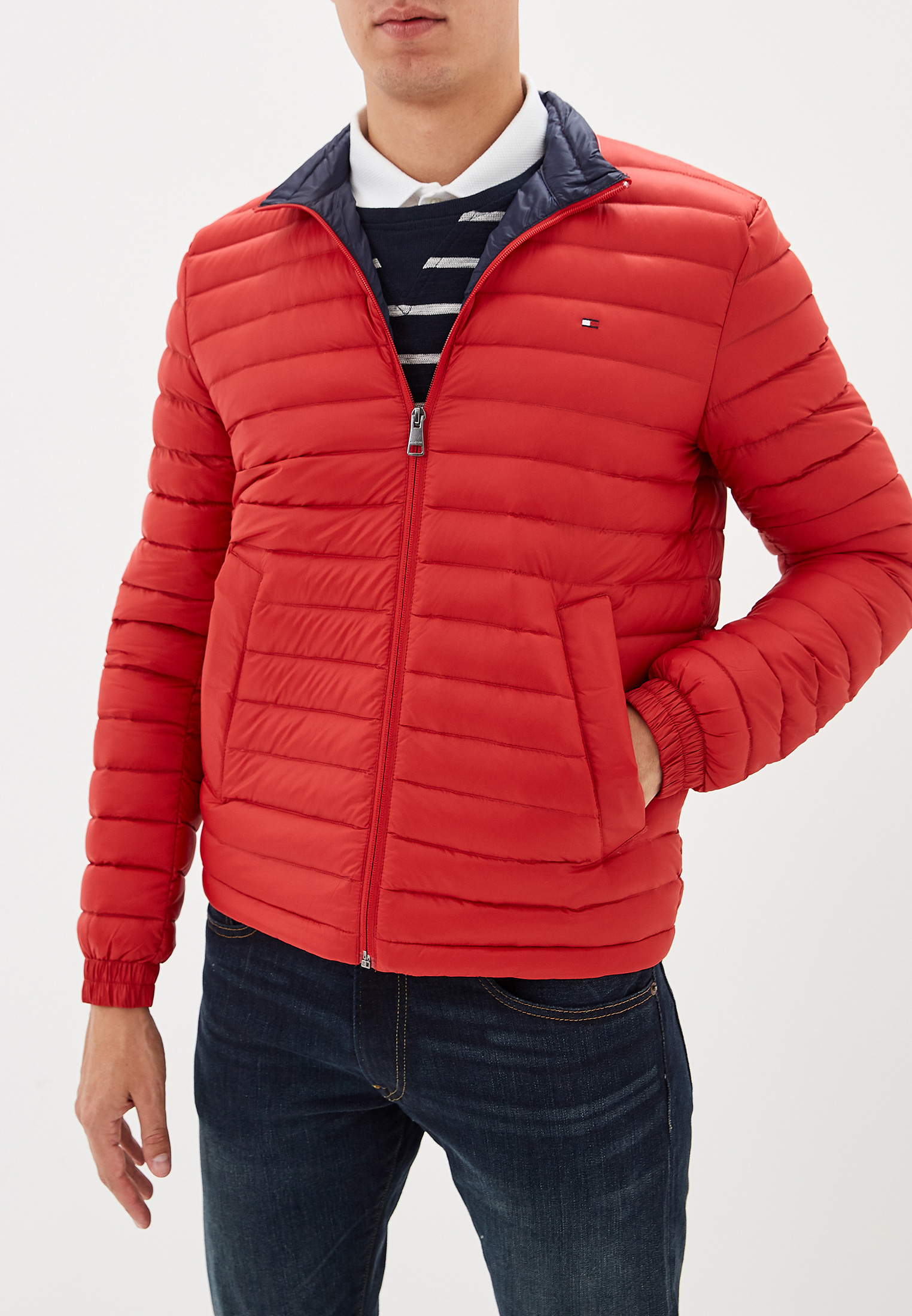 Утепленная куртка Tommy Hilfiger (Томми Хилфигер) MW0MW10527