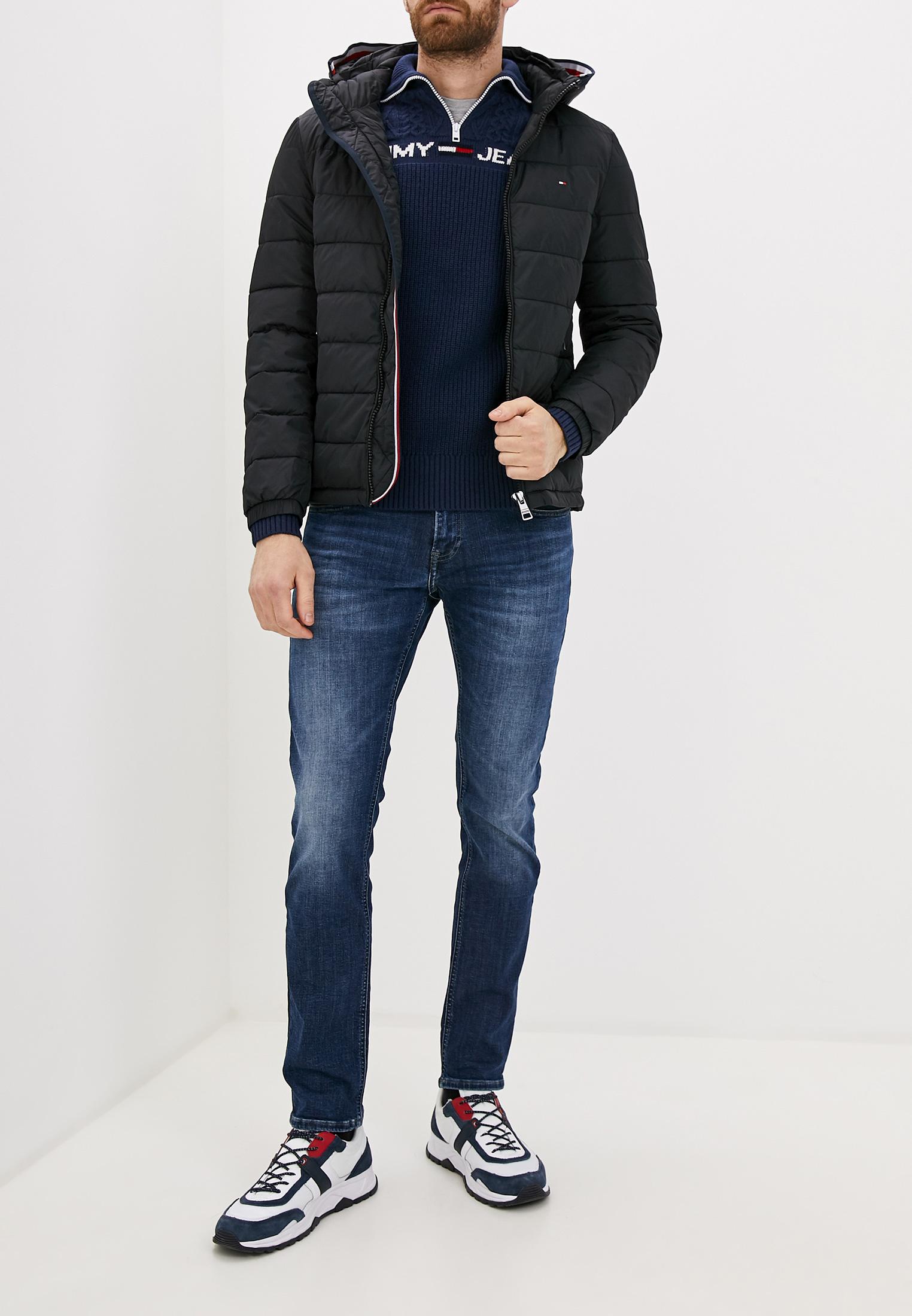 Утепленная куртка Tommy Hilfiger (Томми Хилфигер) MW0MW12218: изображение 2