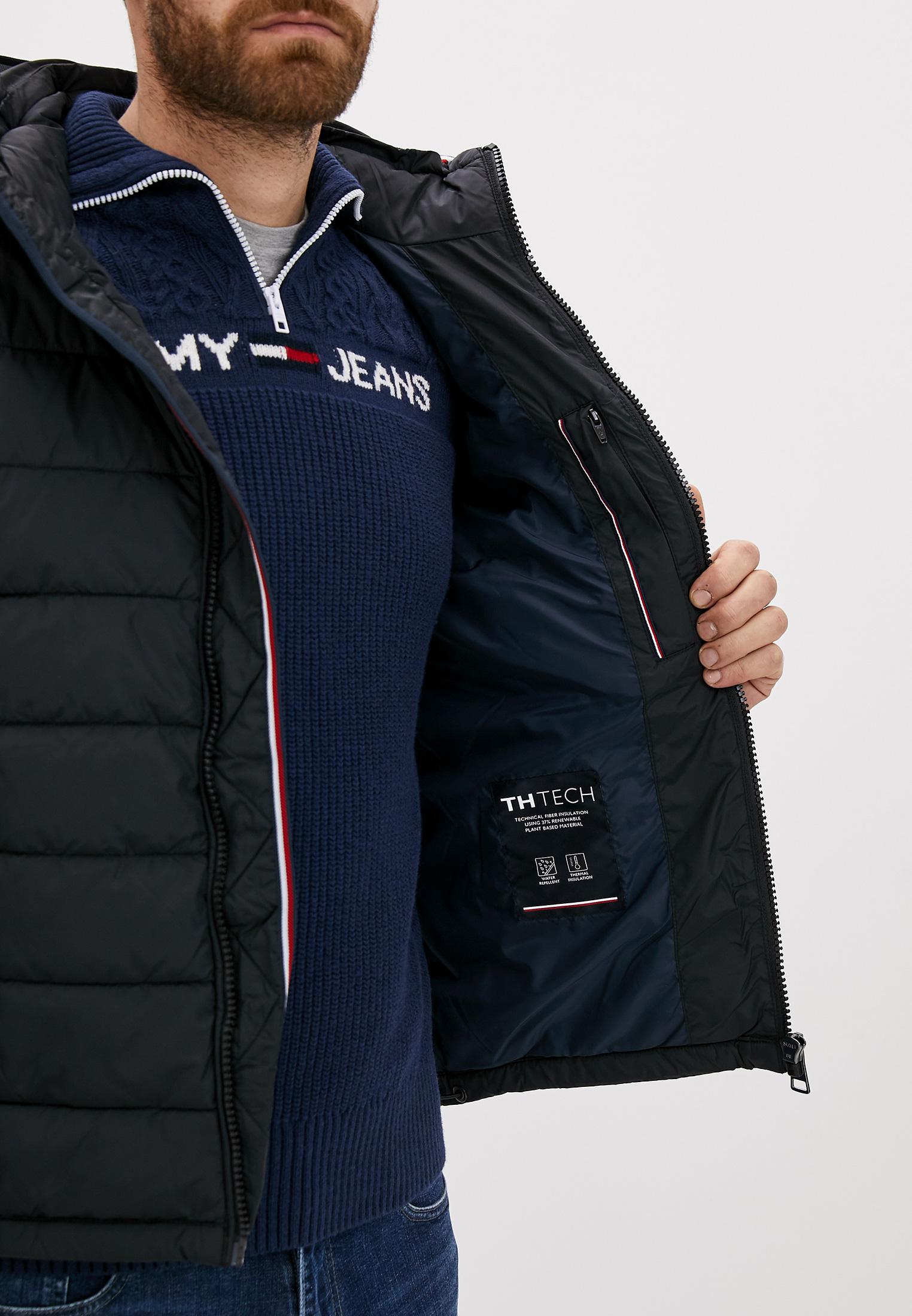 Утепленная куртка Tommy Hilfiger (Томми Хилфигер) MW0MW12218: изображение 4
