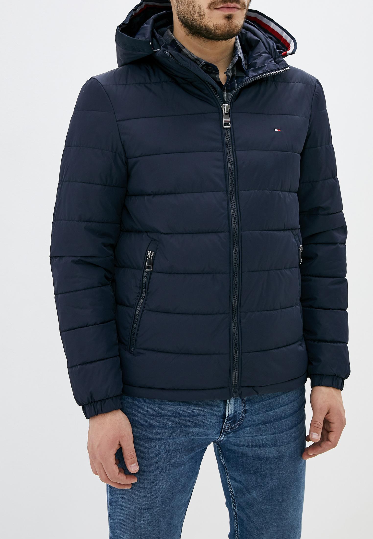 Утепленная куртка Tommy Hilfiger (Томми Хилфигер) MW0MW12218