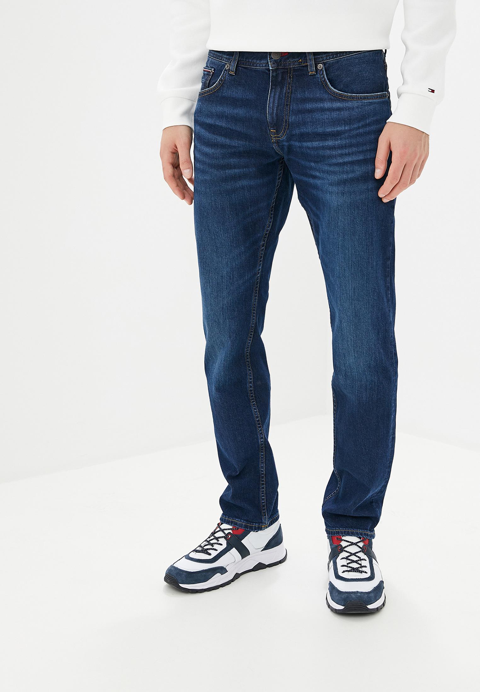 Мужские прямые джинсы Tommy Hilfiger (Томми Хилфигер) MW0MW12664