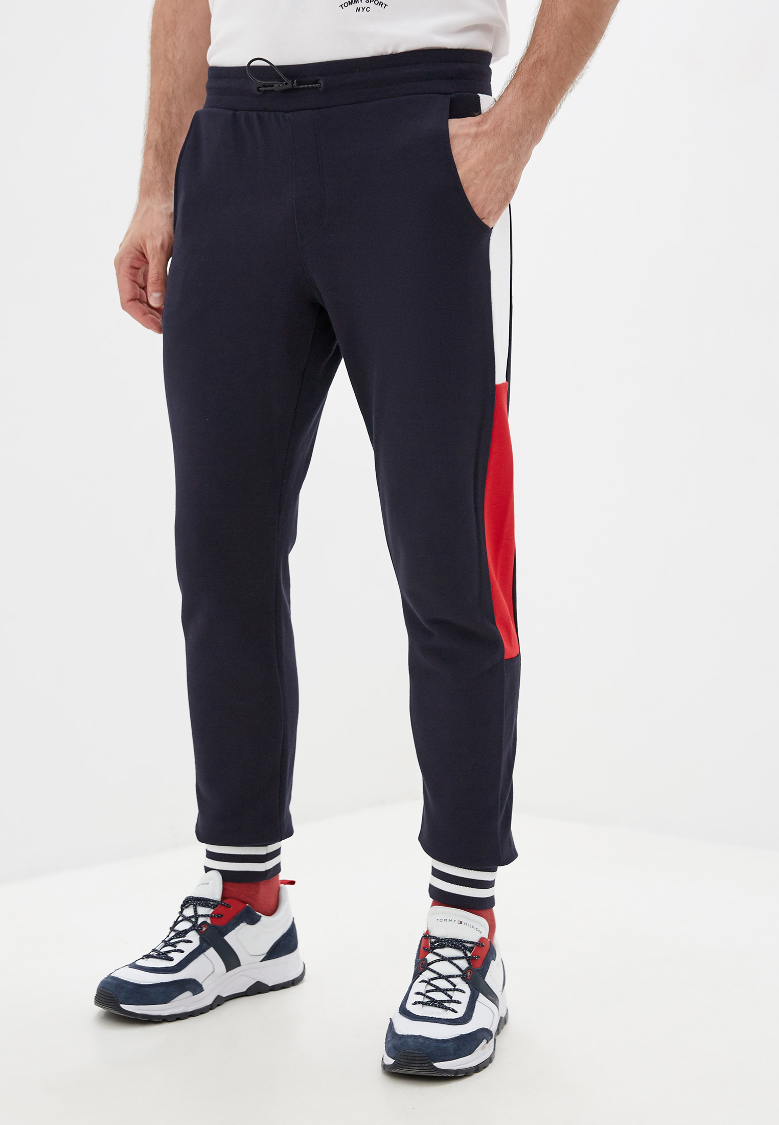 Мужские спортивные брюки Tommy Hilfiger (Томми Хилфигер) MW0MW12987