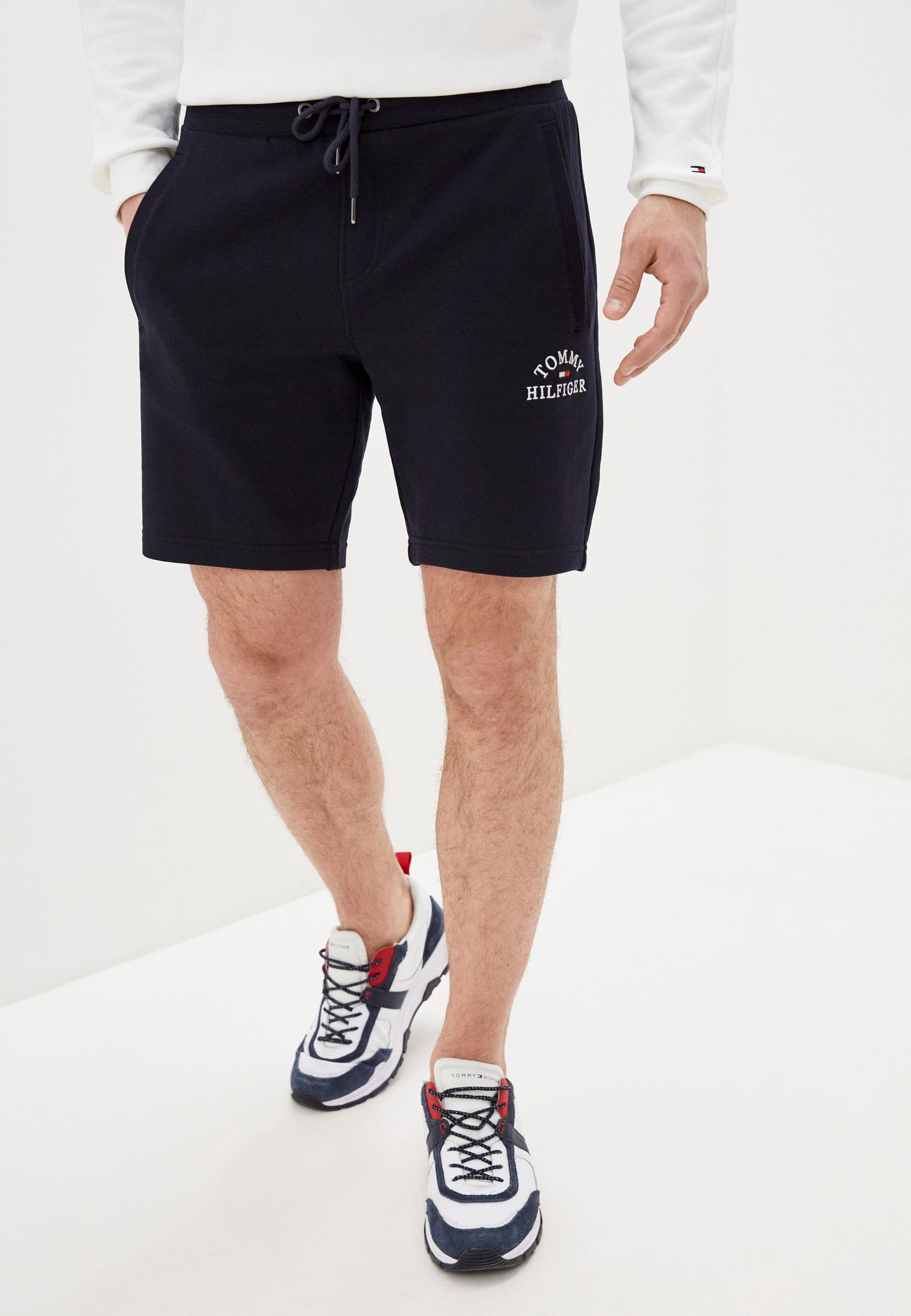 Мужские спортивные шорты Tommy Hilfiger (Томми Хилфигер) MW0MW12310