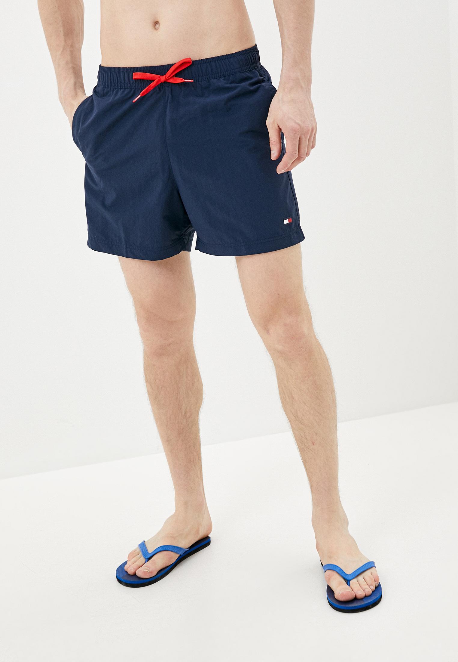 Мужские шорты для плавания Tommy Hilfiger (Томми Хилфигер) UM0UM01080