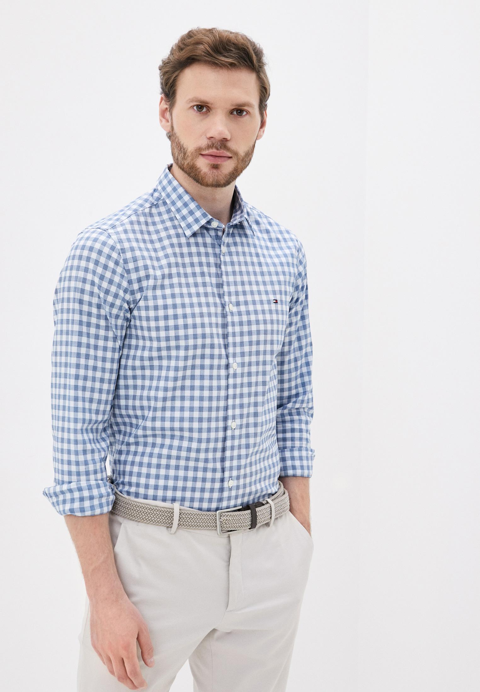 Рубашка с длинным рукавом Tommy Hilfiger (Томми Хилфигер) MW0MW13939