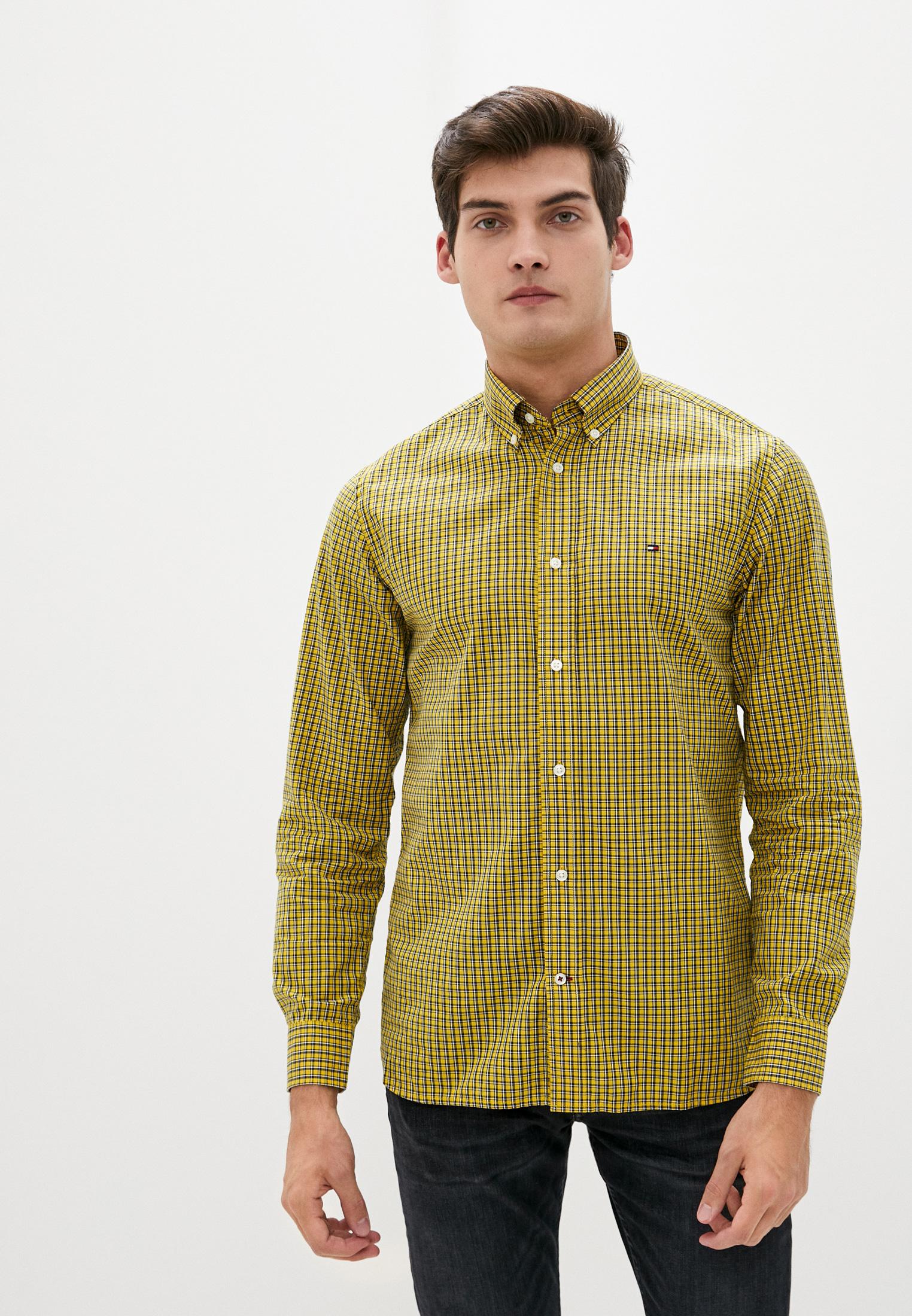 Рубашка с длинным рукавом Tommy Hilfiger (Томми Хилфигер) MW0MW13948