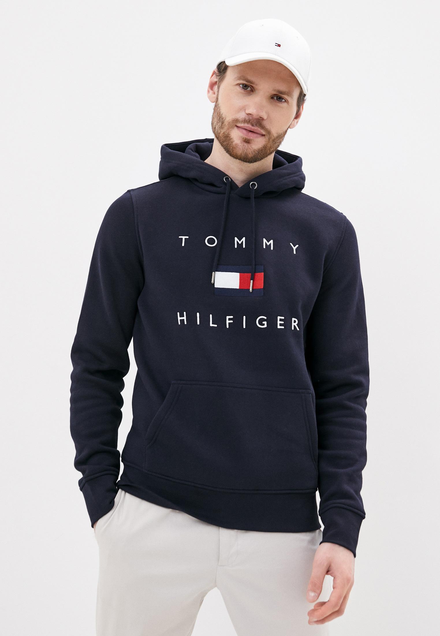 Мужские худи Tommy Hilfiger (Томми Хилфигер) MW0MW14203