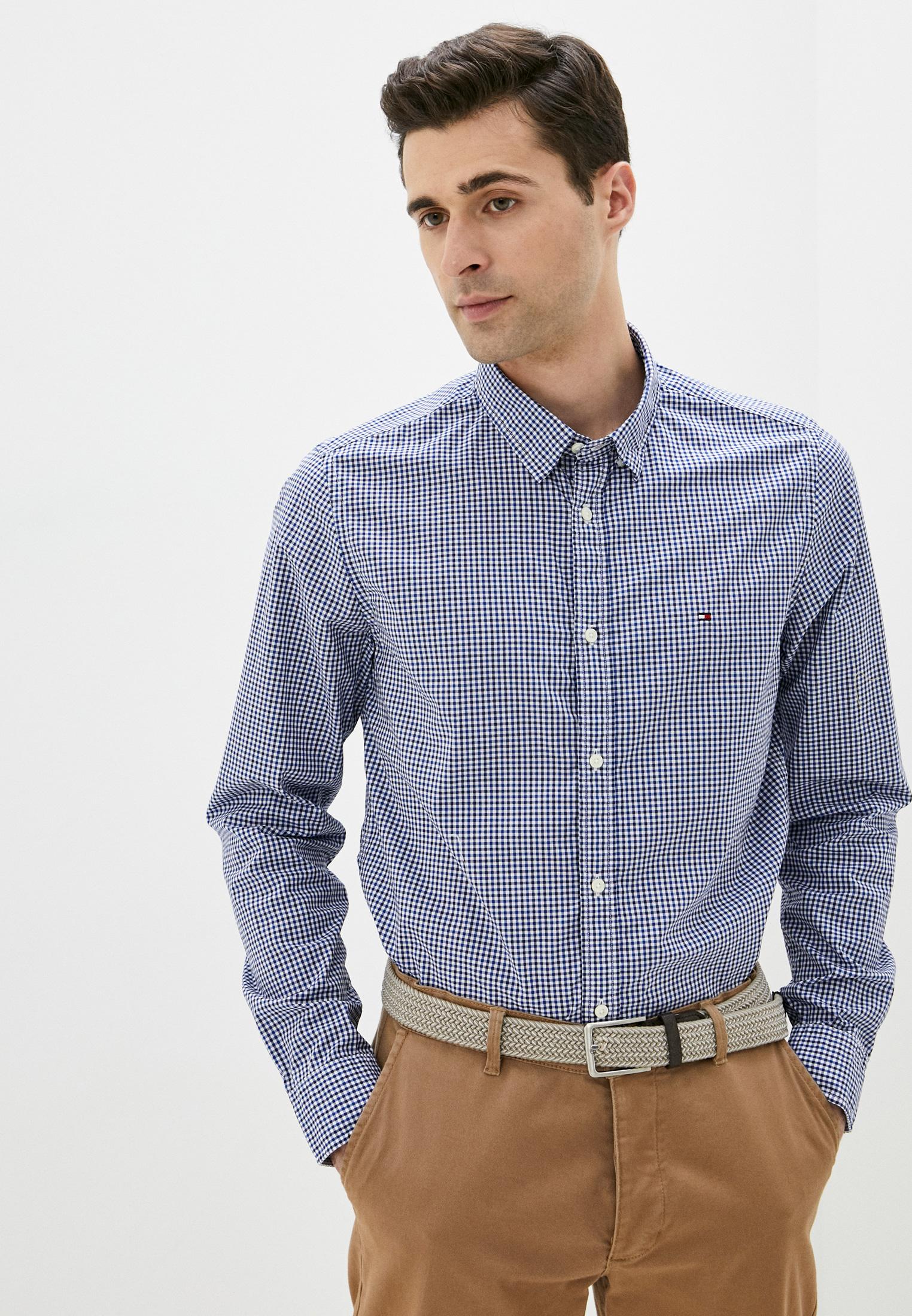 Рубашка с длинным рукавом Tommy Hilfiger (Томми Хилфигер) MW0MW14390