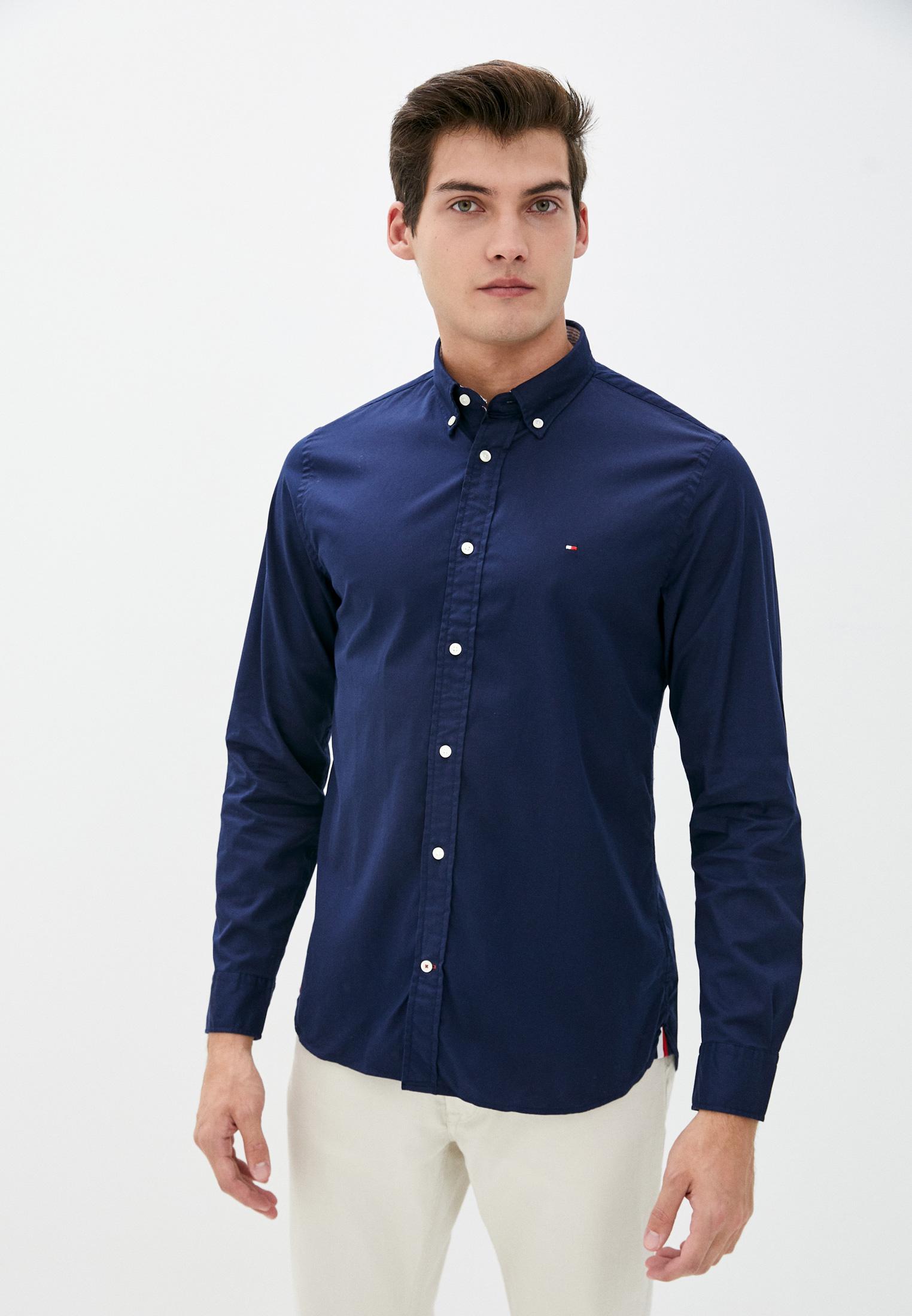 Рубашка с длинным рукавом Tommy Hilfiger (Томми Хилфигер) MW0MW14583