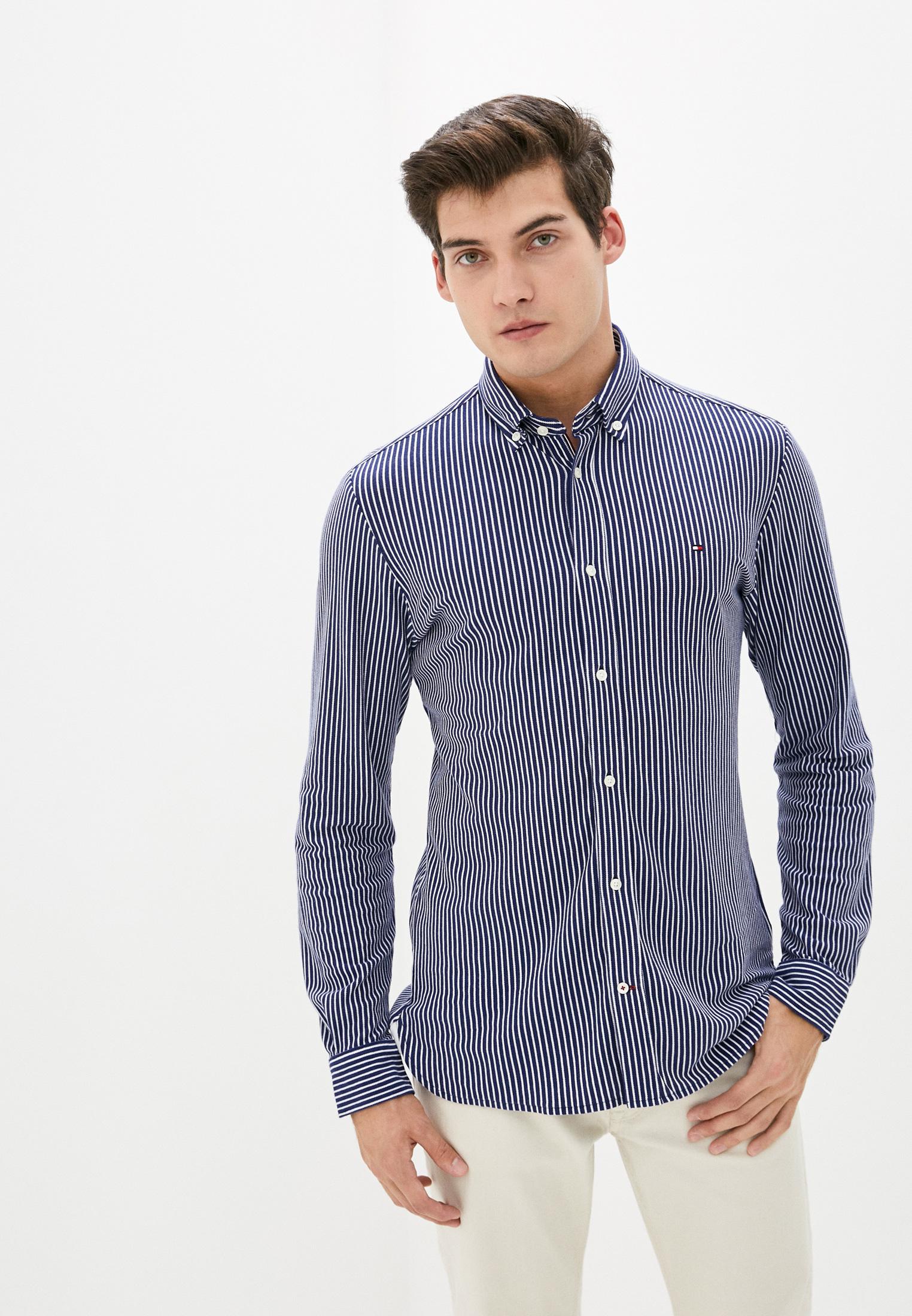 Рубашка с длинным рукавом Tommy Hilfiger (Томми Хилфигер) MW0MW15848