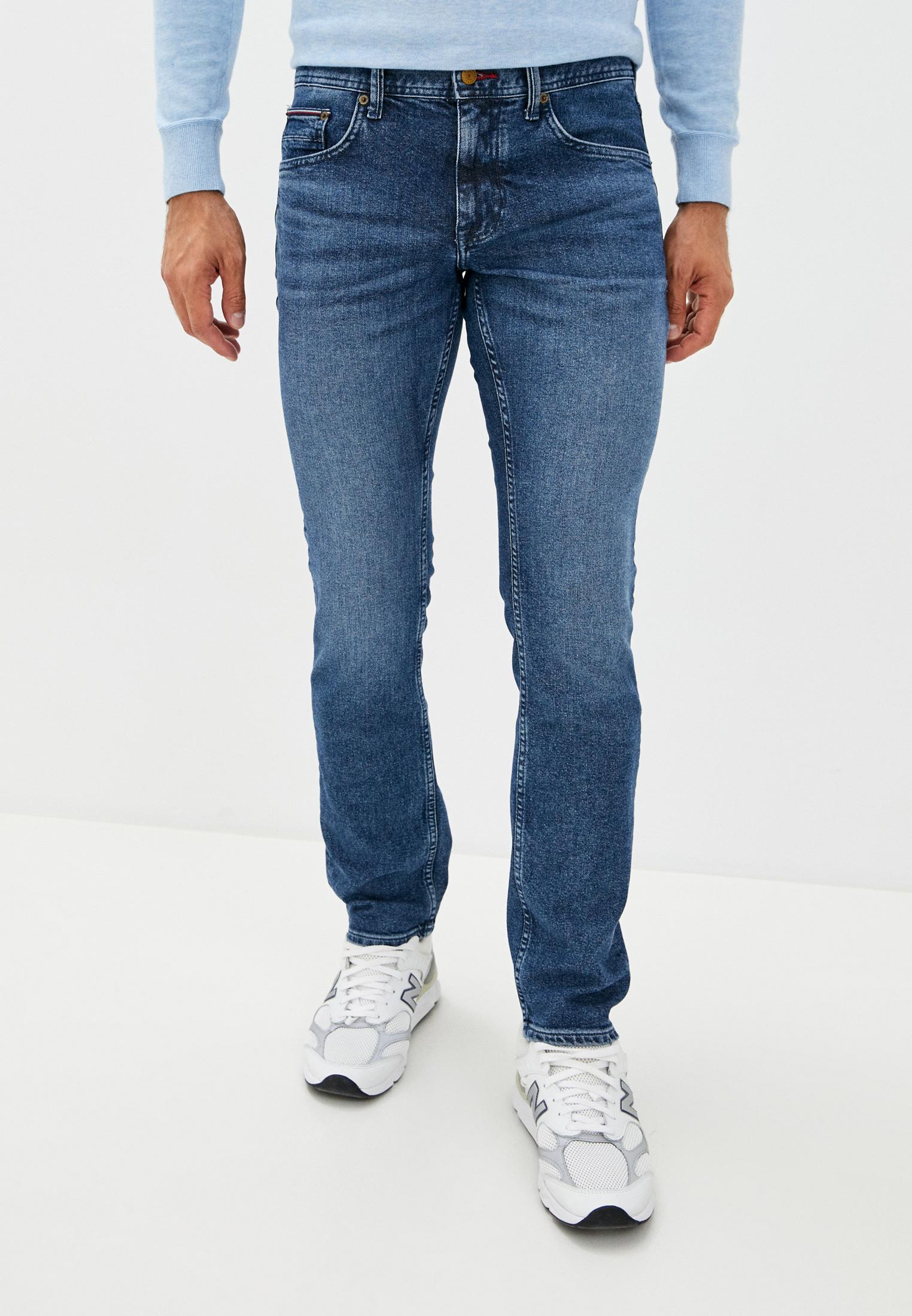 Мужские прямые джинсы Tommy Hilfiger (Томми Хилфигер) MW0MW14285
