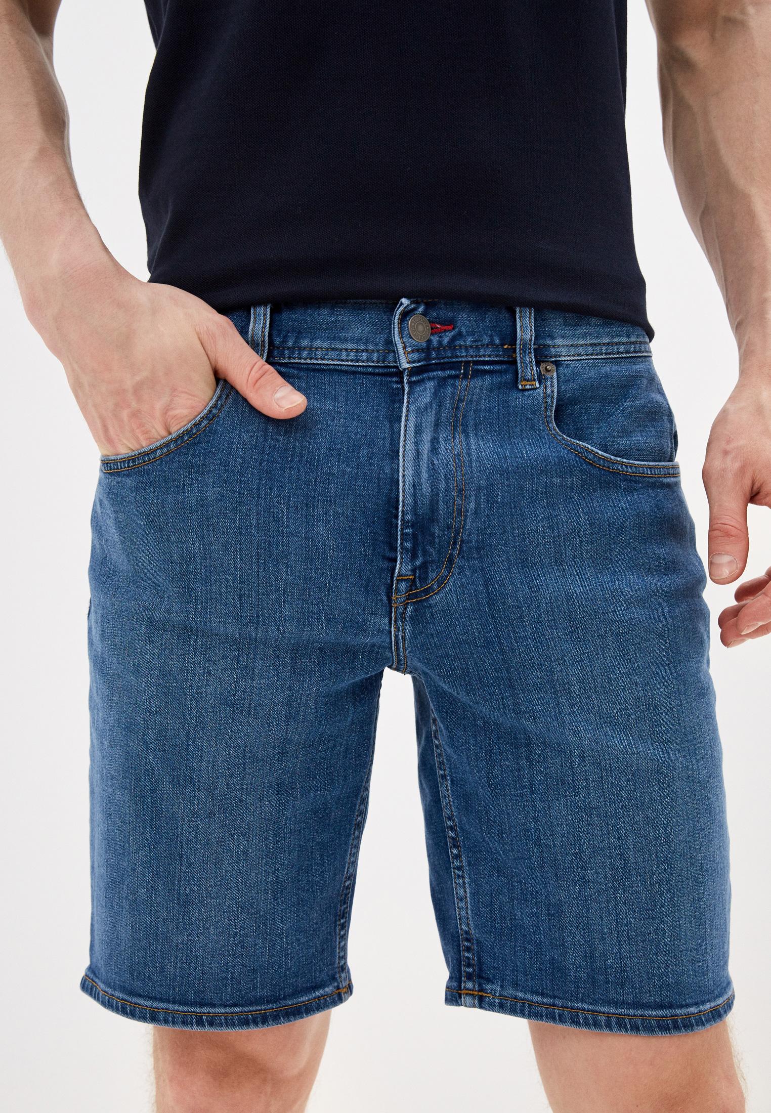 Мужские джинсовые шорты Tommy Hilfiger (Томми Хилфигер) MW0MW13605
