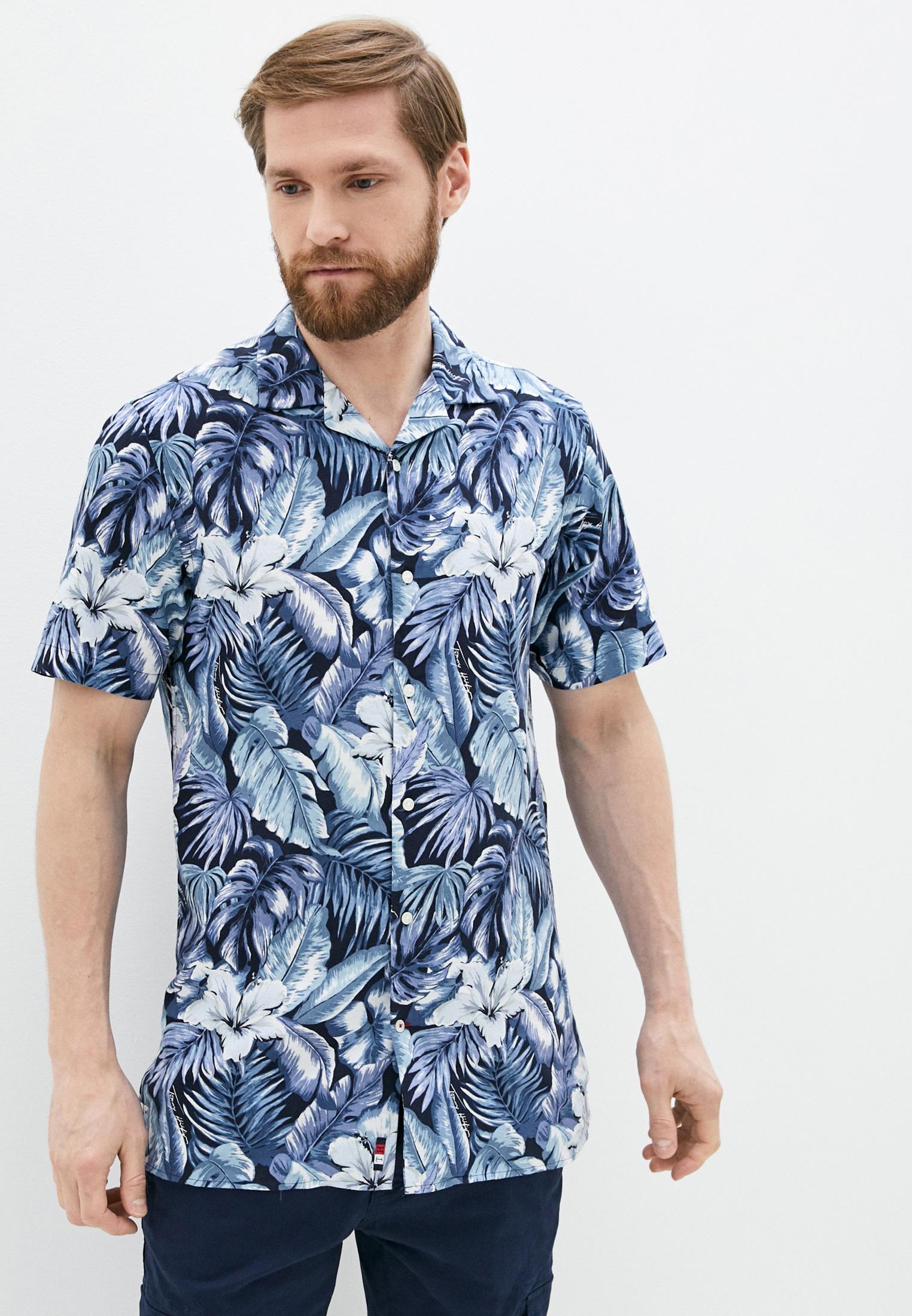 Рубашка с коротким рукавом Tommy Hilfiger (Томми Хилфигер) MW0MW13936