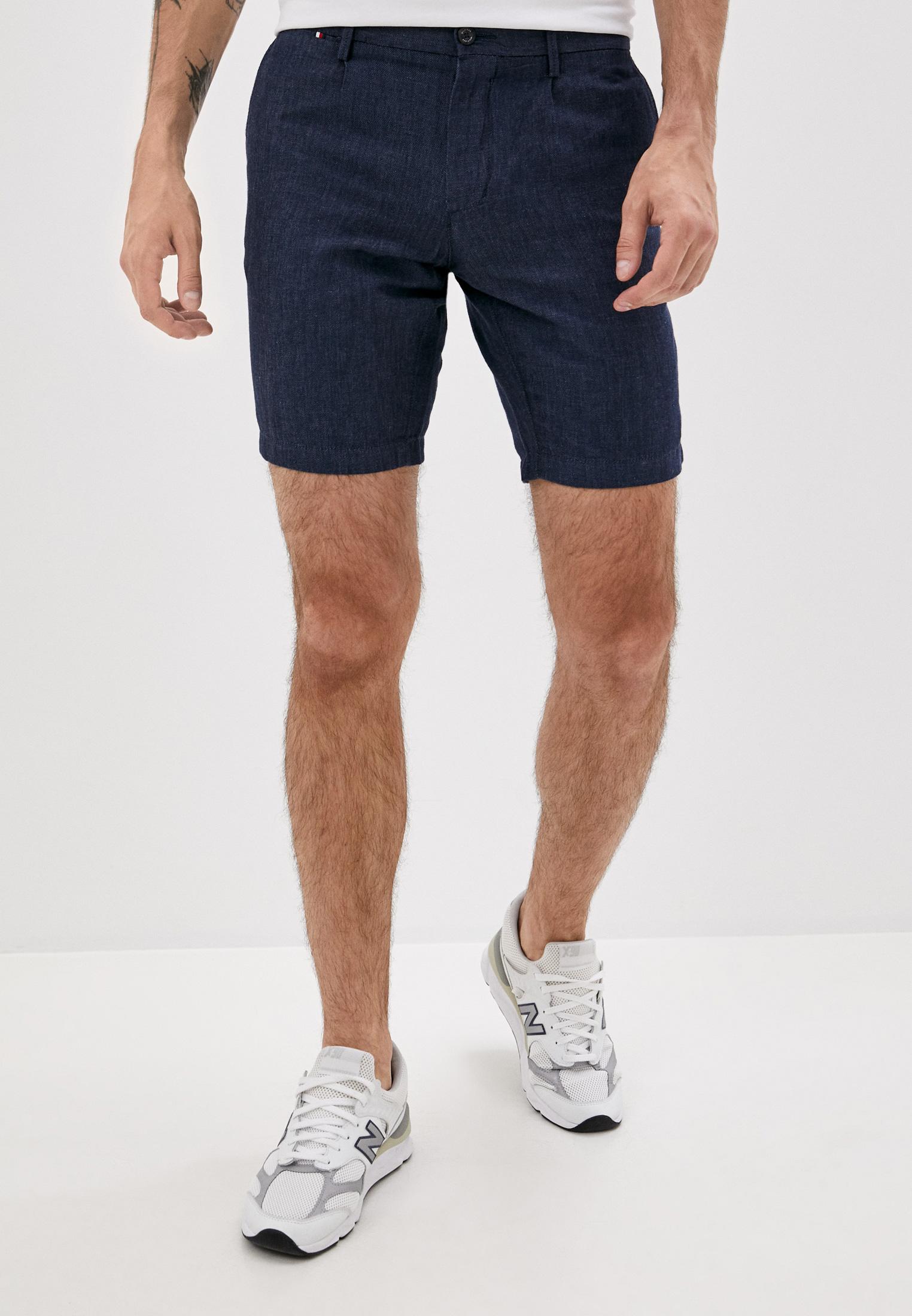 Мужские джинсовые шорты Tommy Hilfiger (Томми Хилфигер) MW0MW13802