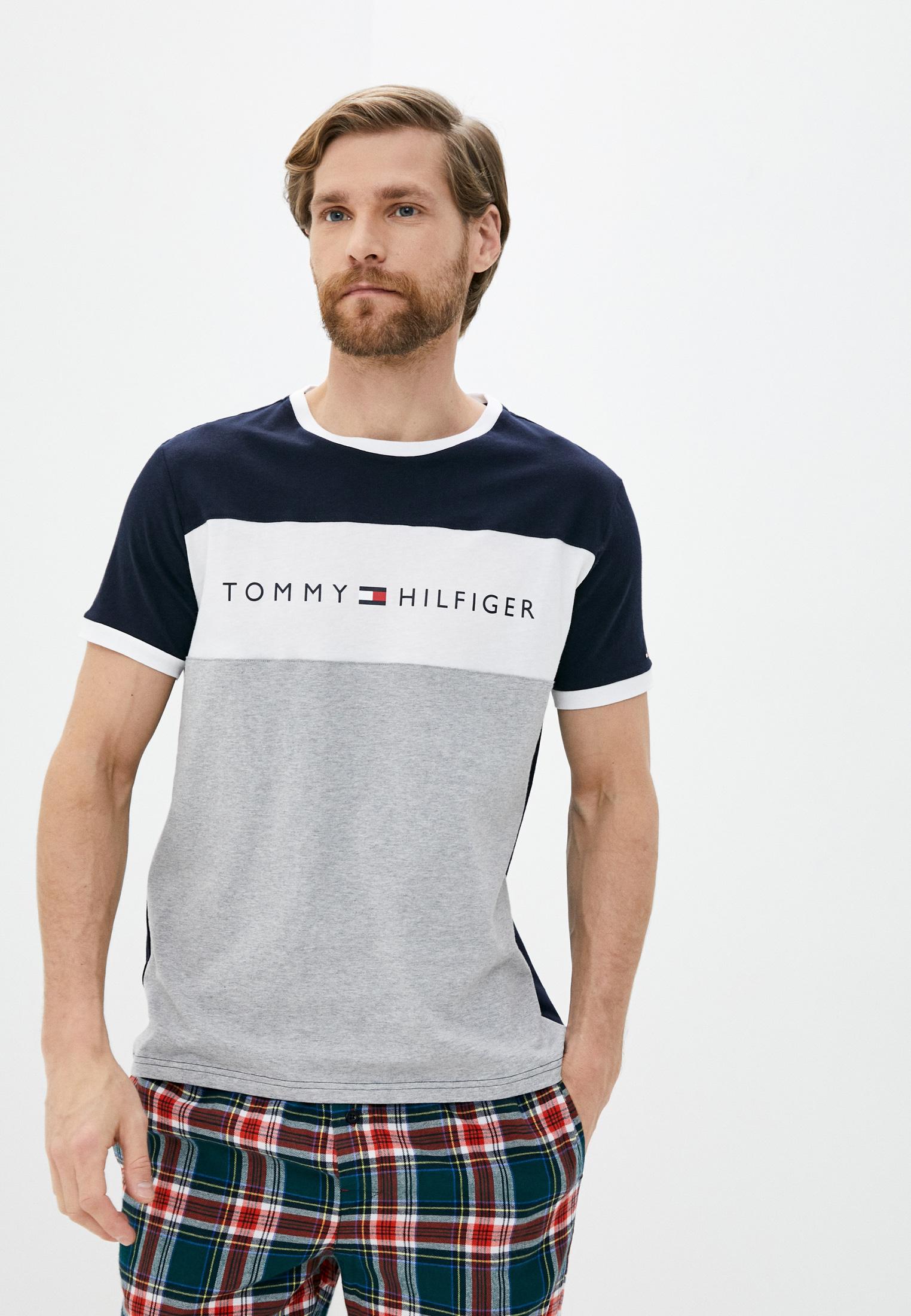 Домашняя футболка Tommy Hilfiger (Томми Хилфигер) UM0UM01170: изображение 3