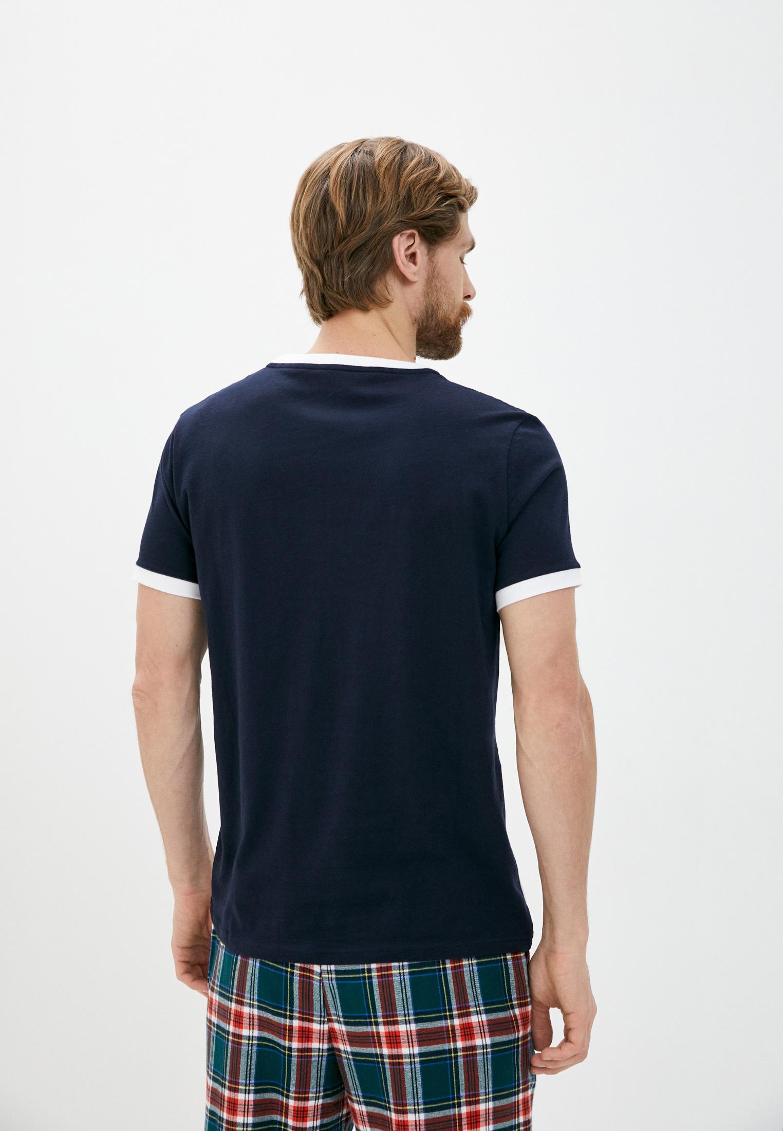 Домашняя футболка Tommy Hilfiger (Томми Хилфигер) UM0UM01170: изображение 4