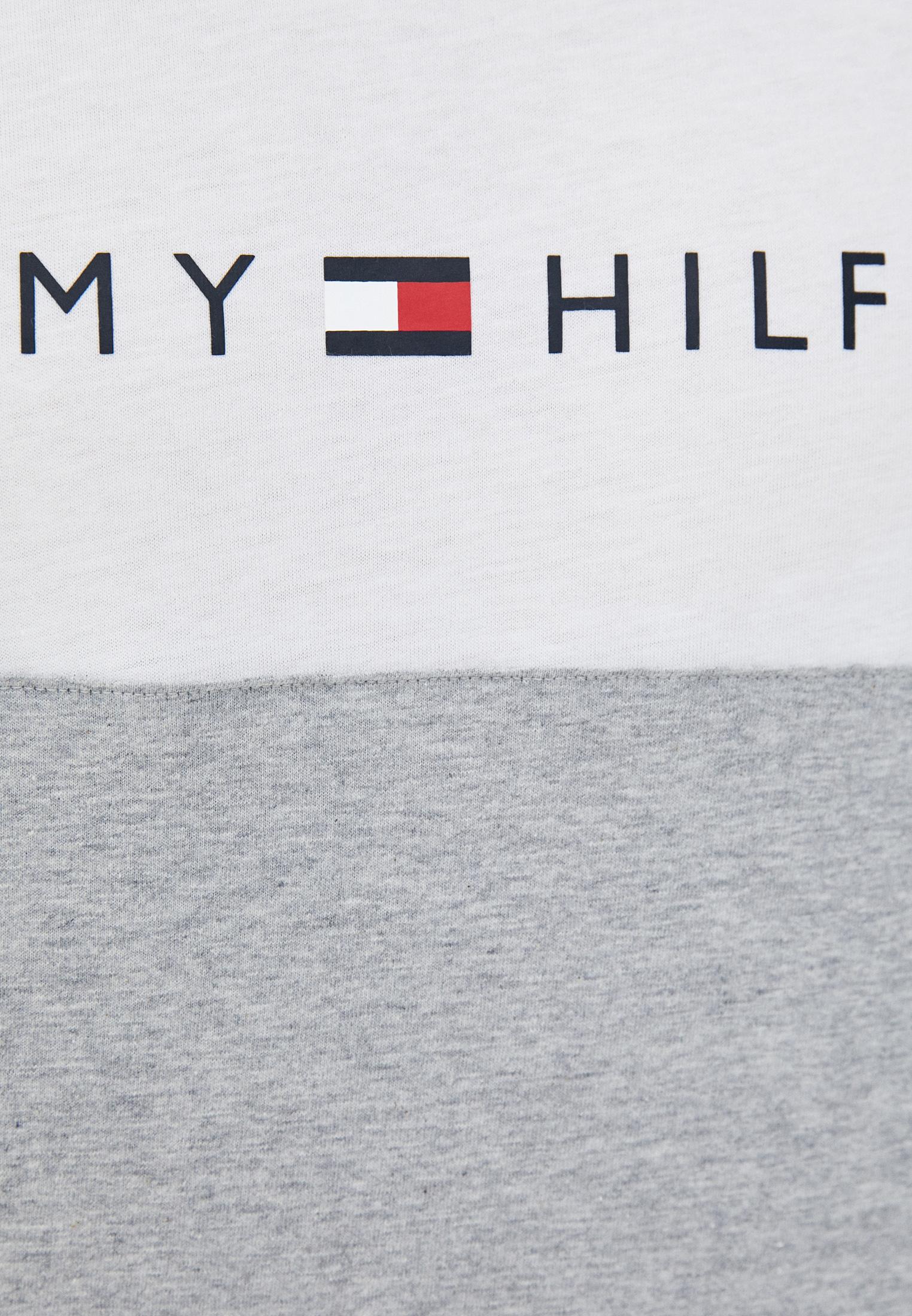 Домашняя футболка Tommy Hilfiger (Томми Хилфигер) UM0UM01170: изображение 5