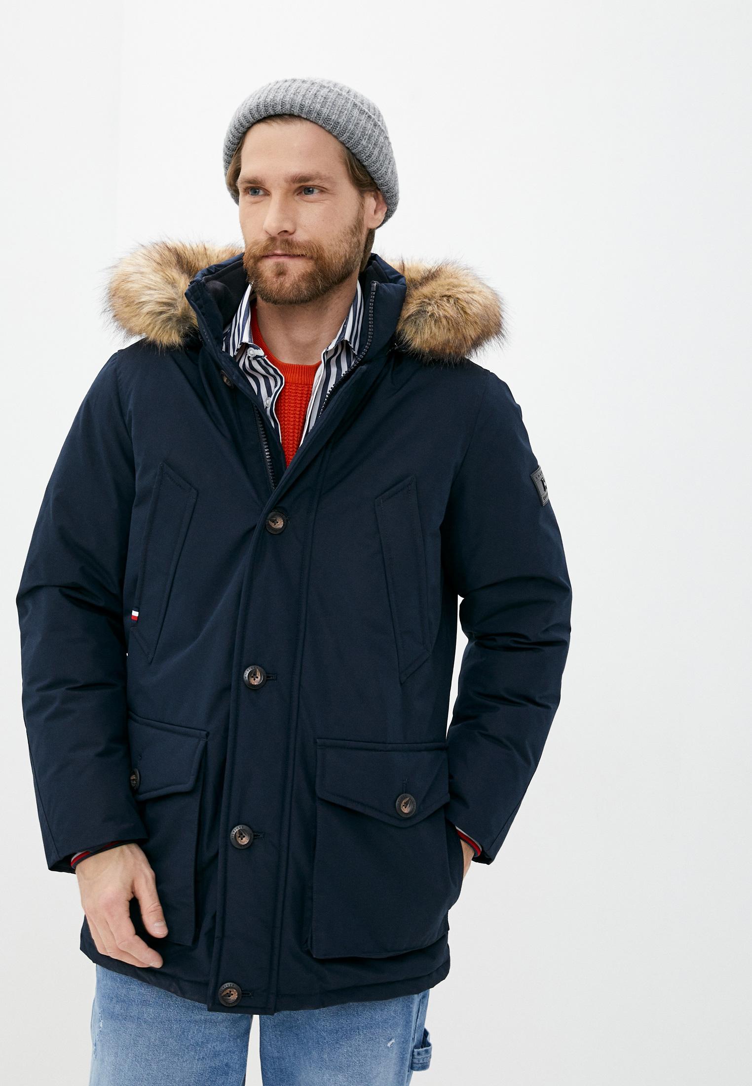 Утепленная куртка Tommy Hilfiger (Томми Хилфигер) MW0MW14877