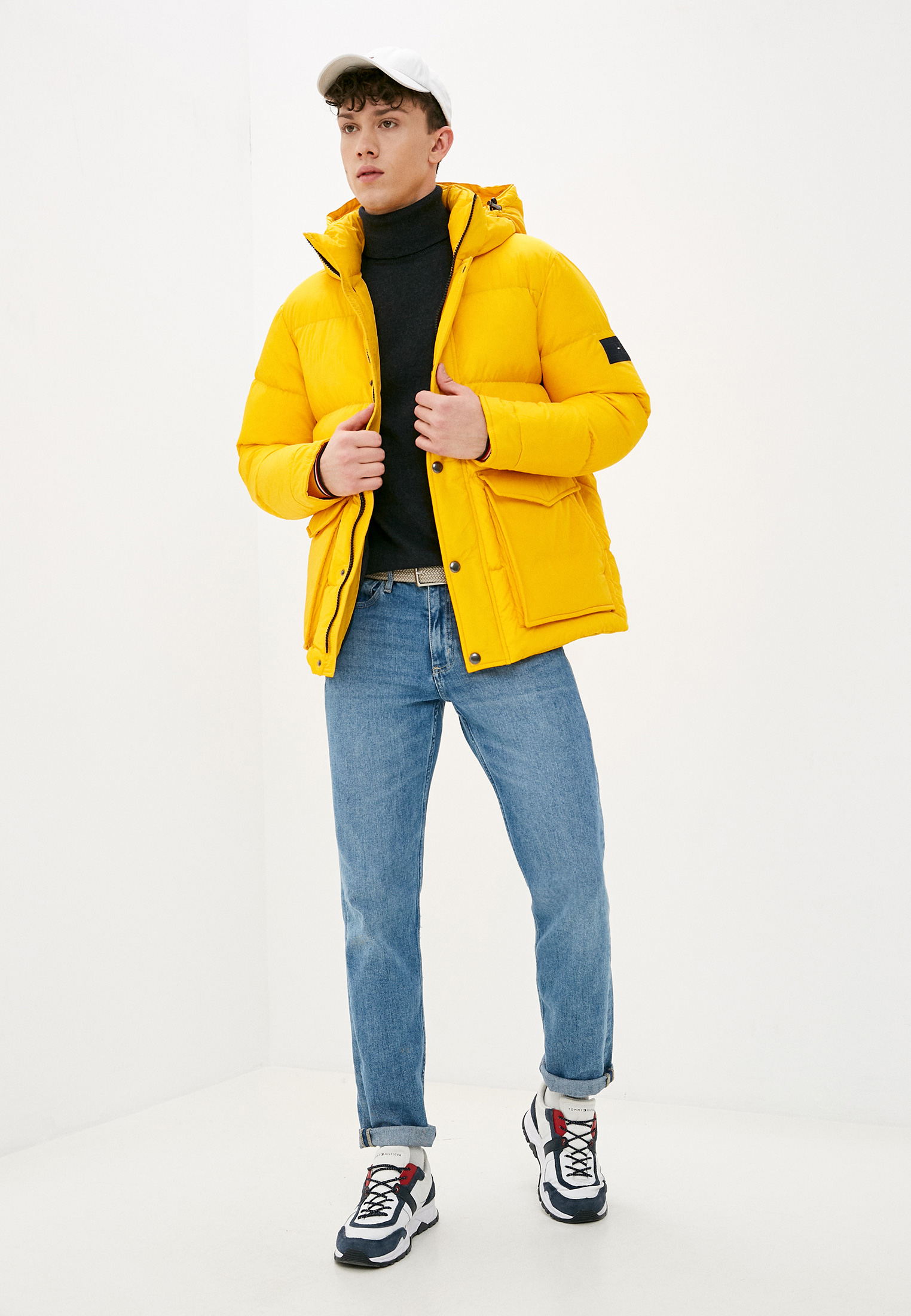 Утепленная куртка Tommy Hilfiger (Томми Хилфигер) MW0MW14888: изображение 3