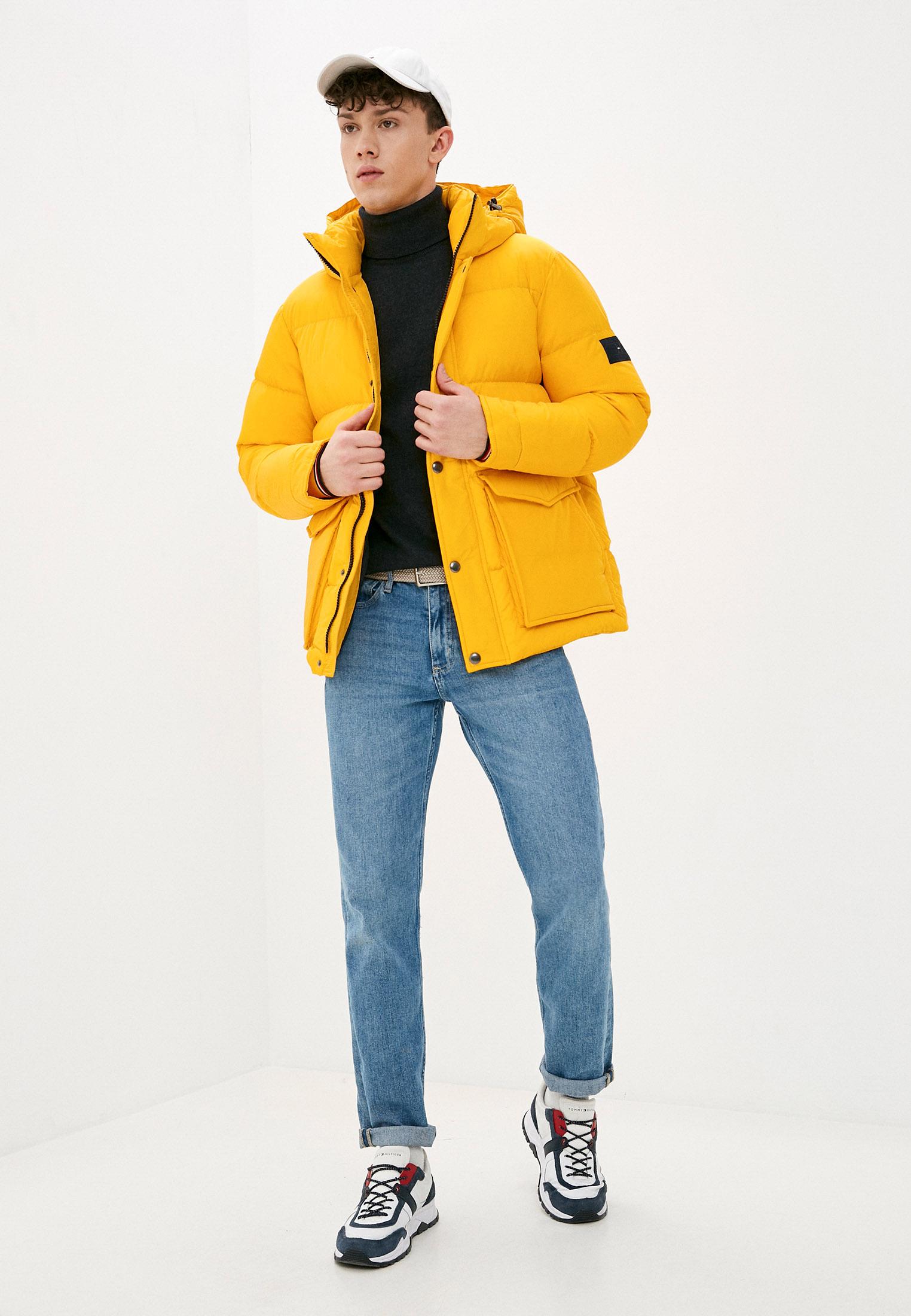 Утепленная куртка Tommy Hilfiger (Томми Хилфигер) MW0MW14888: изображение 4